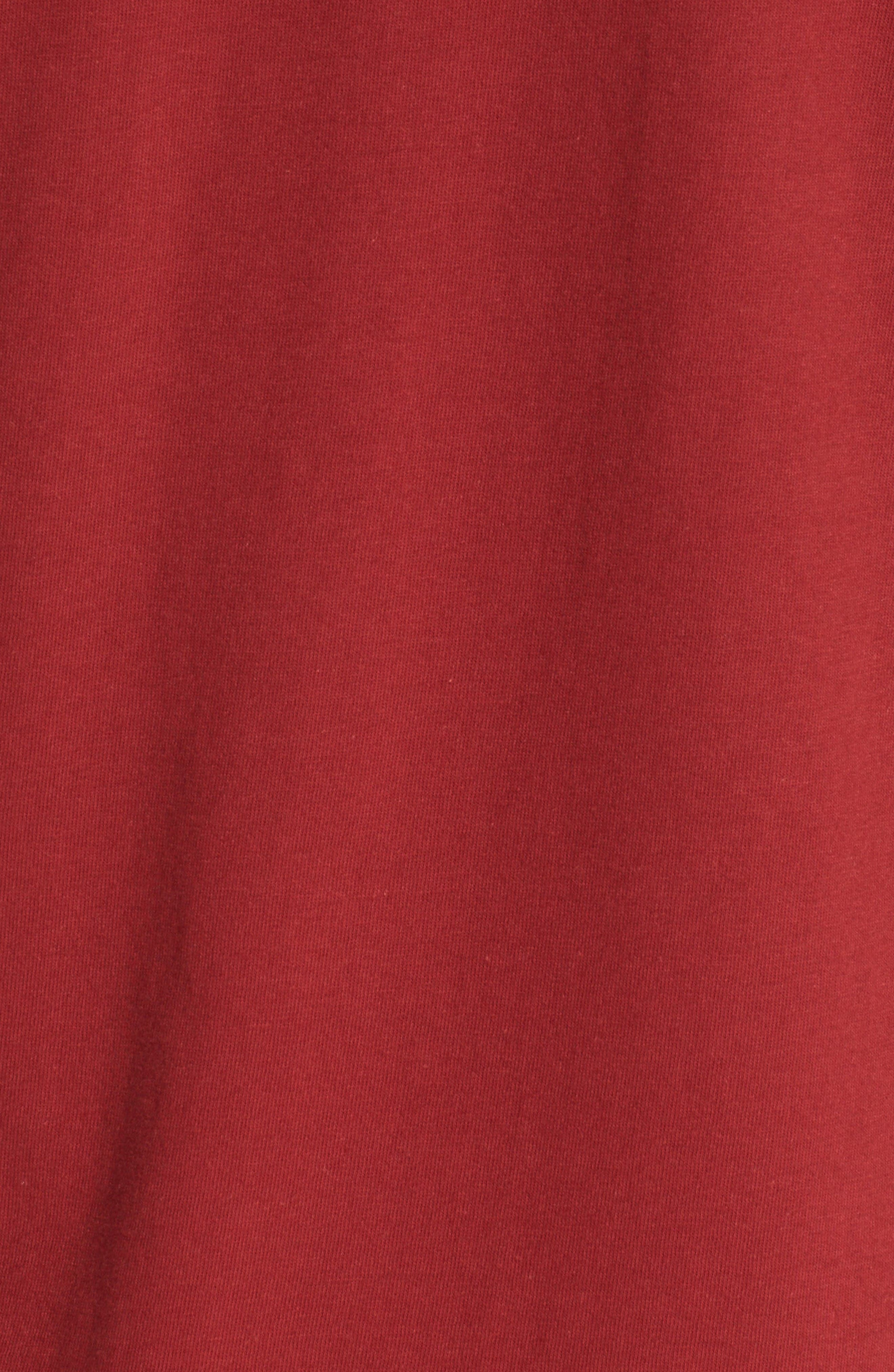 Alternate Image 5  - Comme des Garçons PLAY Twin Hearts Jersey T-Shirt