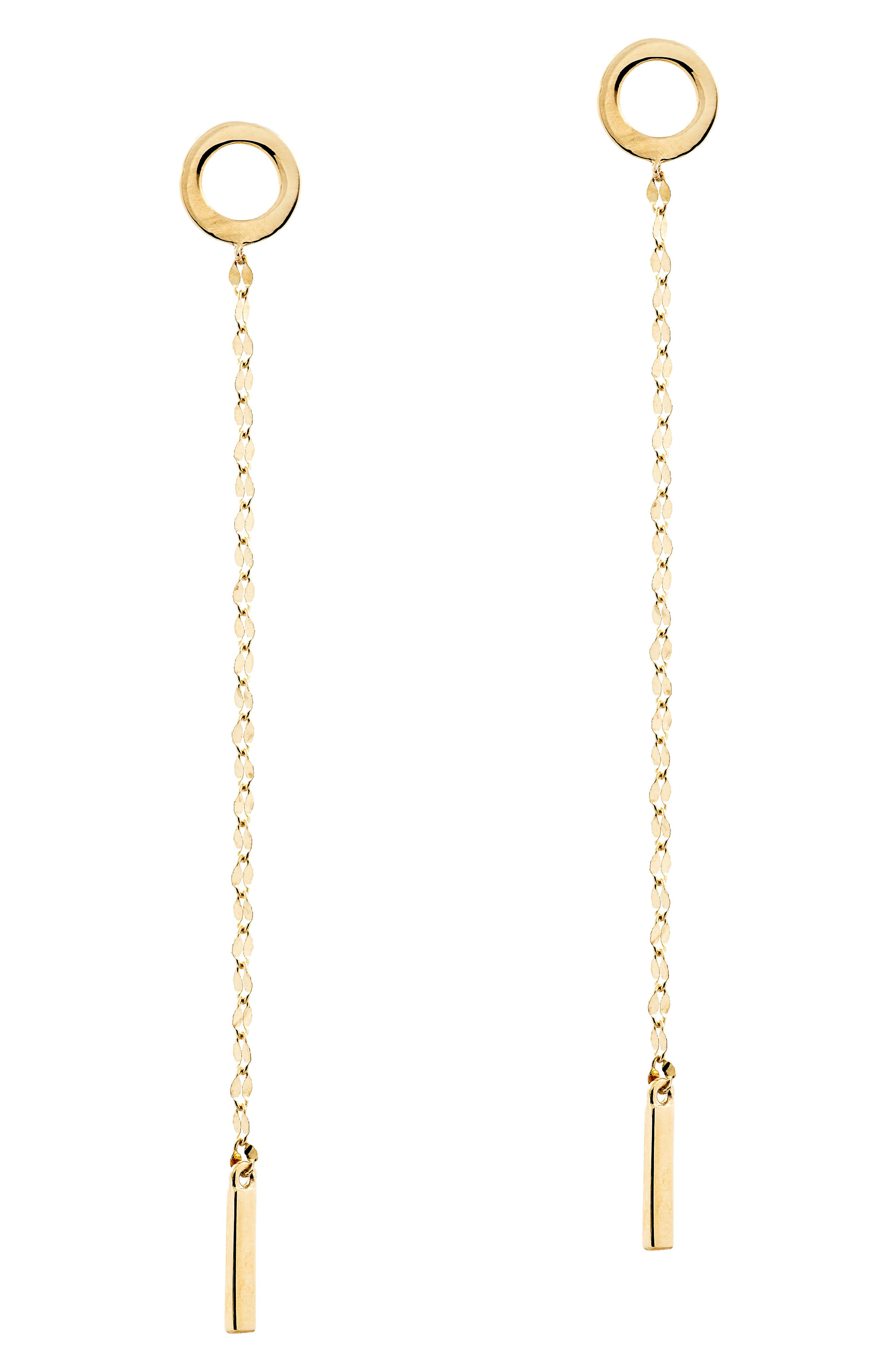 Lana Jewelry Circle Duster Earrings