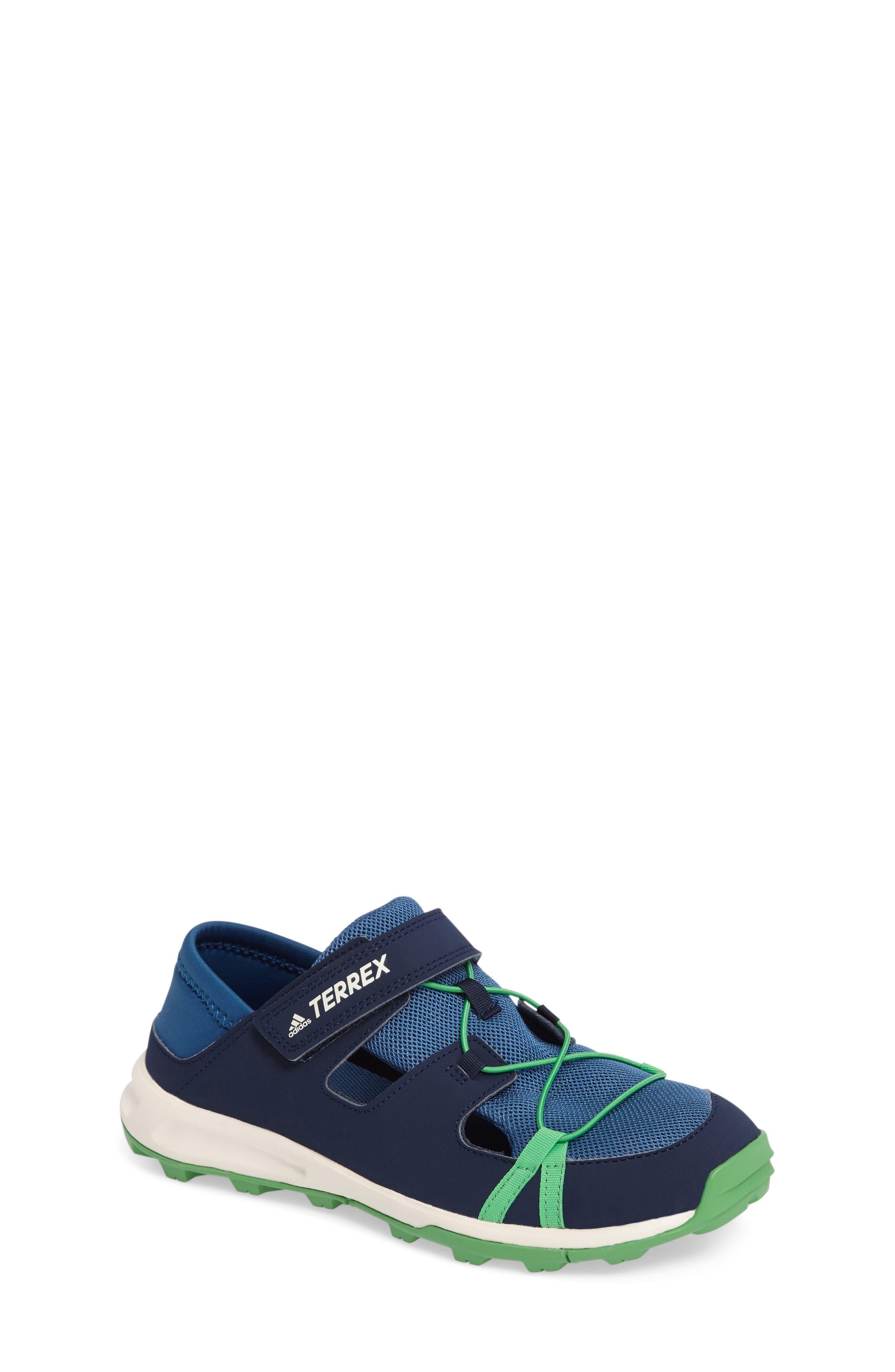 Alternate Image 1 Selected - adidas Terrex Tivid Sneaker (Toddler, Little Kid & Big Kid)