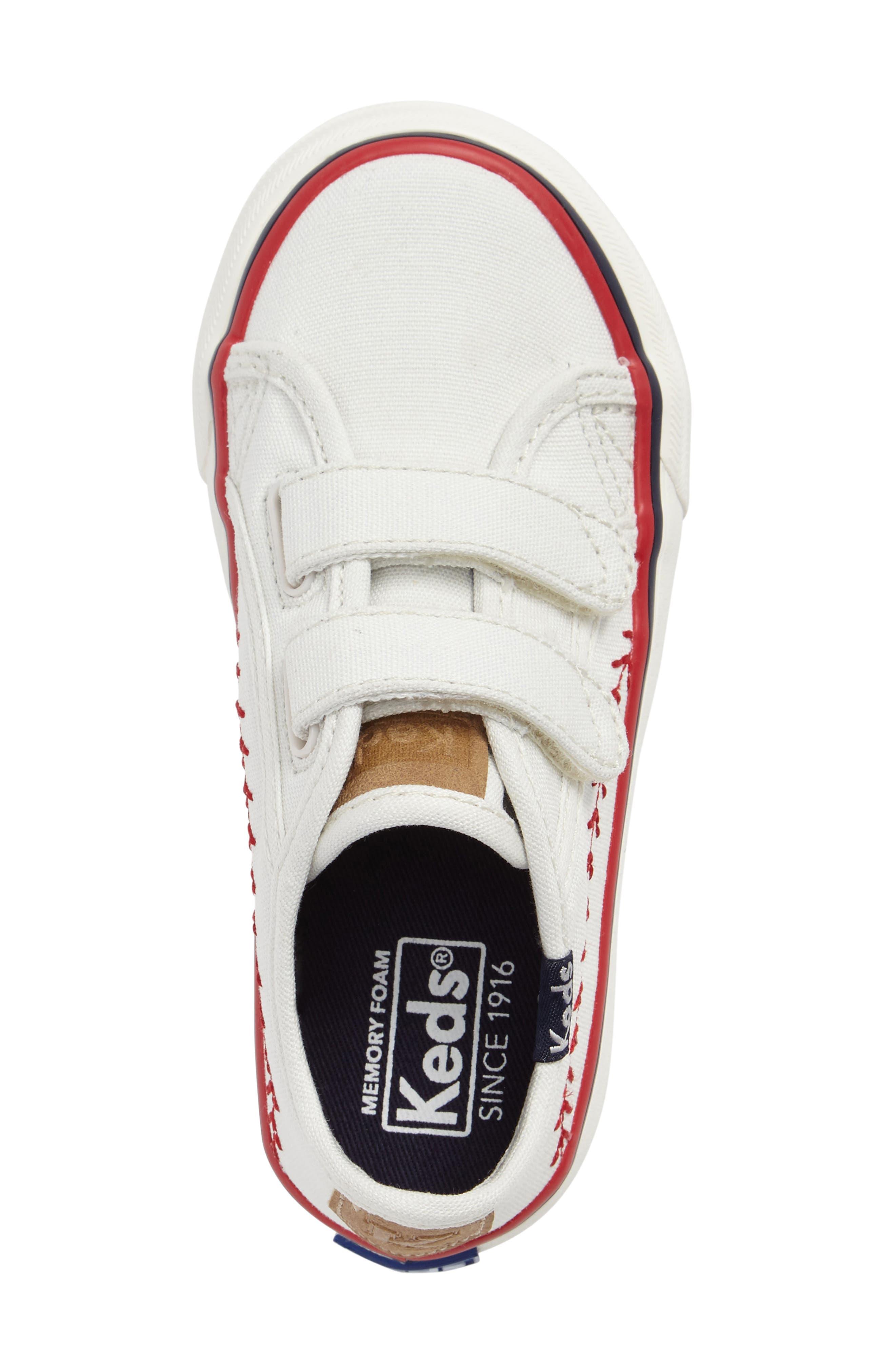 Alternate Image 3  - Keds® Pennant Double Up Sneaker (Baby, Walker & Toddler)