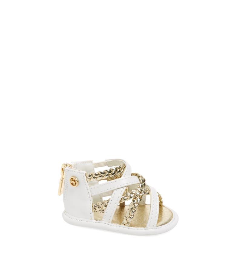 Michael Kors Baby Crib Shoes