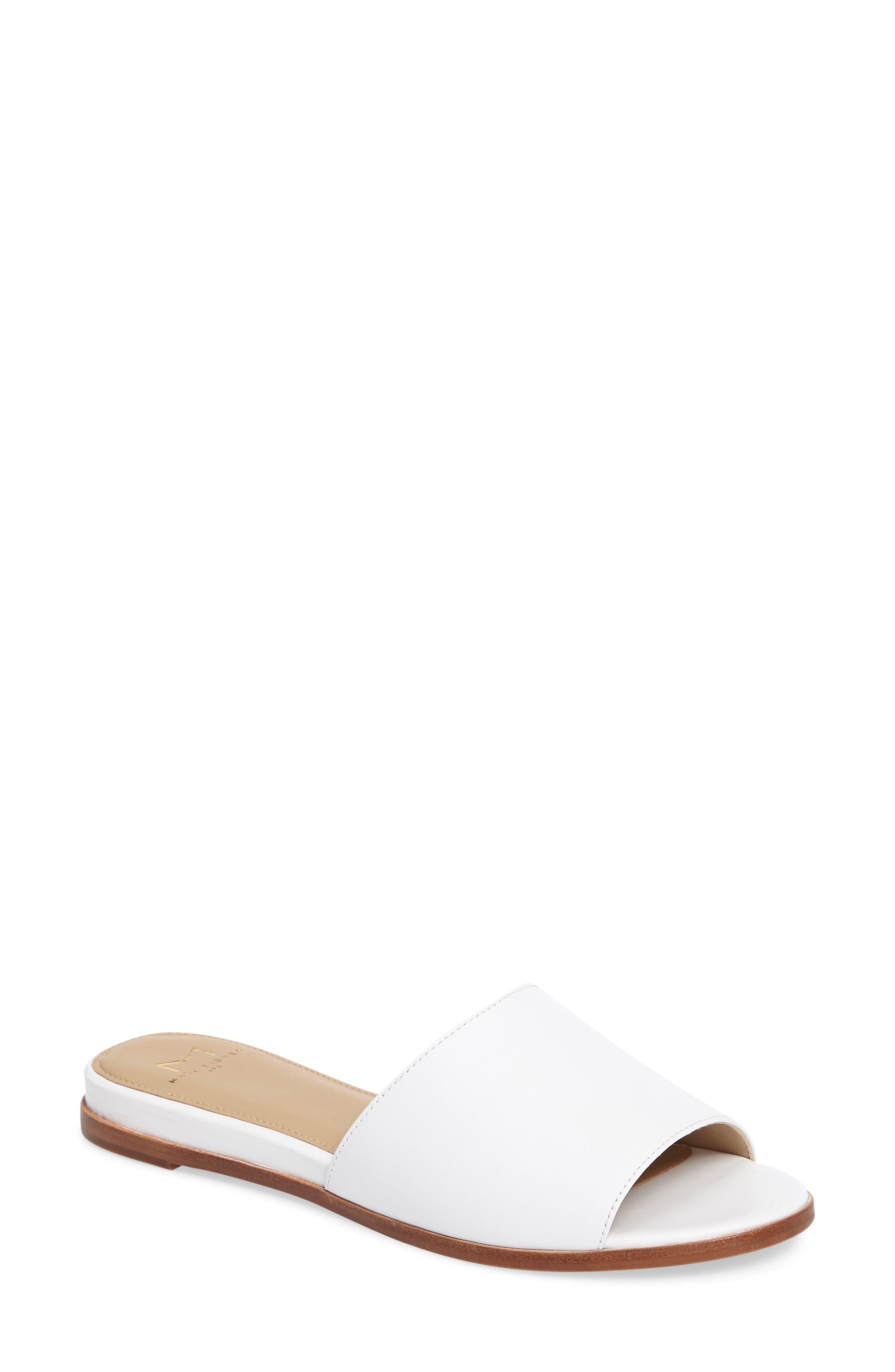 Marc Fisher LTD Wyndi Slide Sandal (Women)