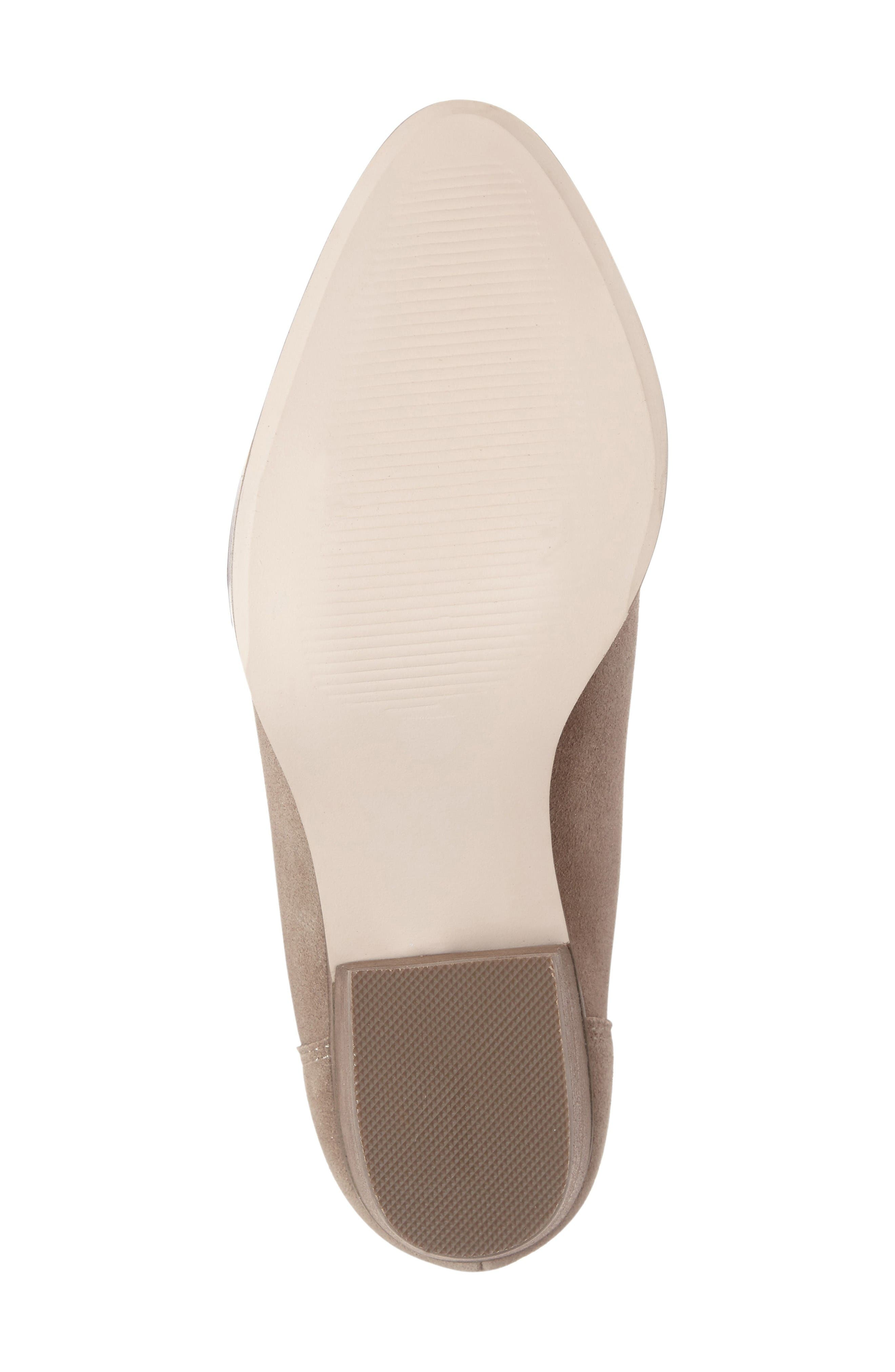 Azure Bootie,                             Alternate thumbnail 4, color,                             Taupe