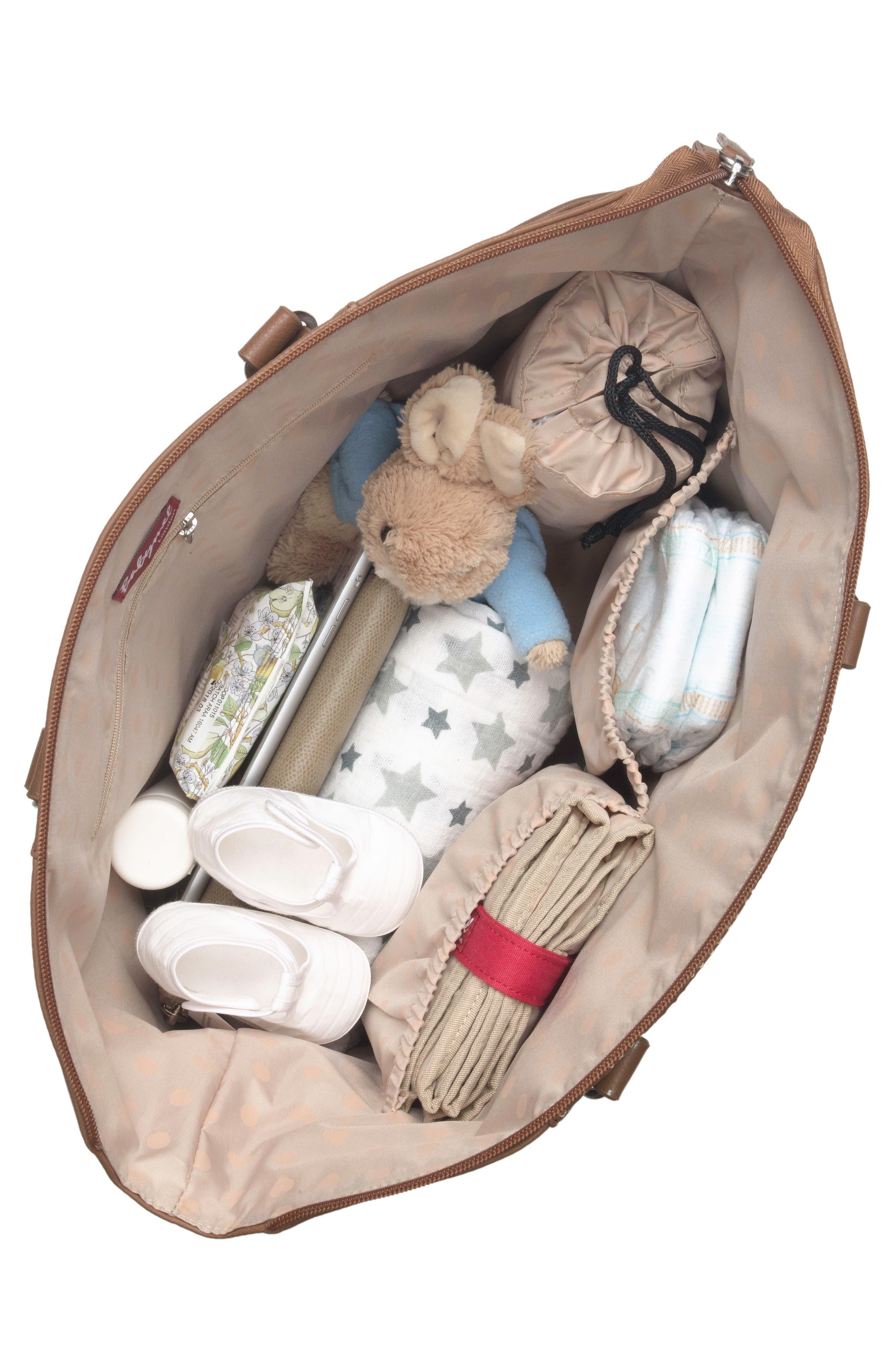 Alternate Image 5  - Babymel Anya Diaper Bag