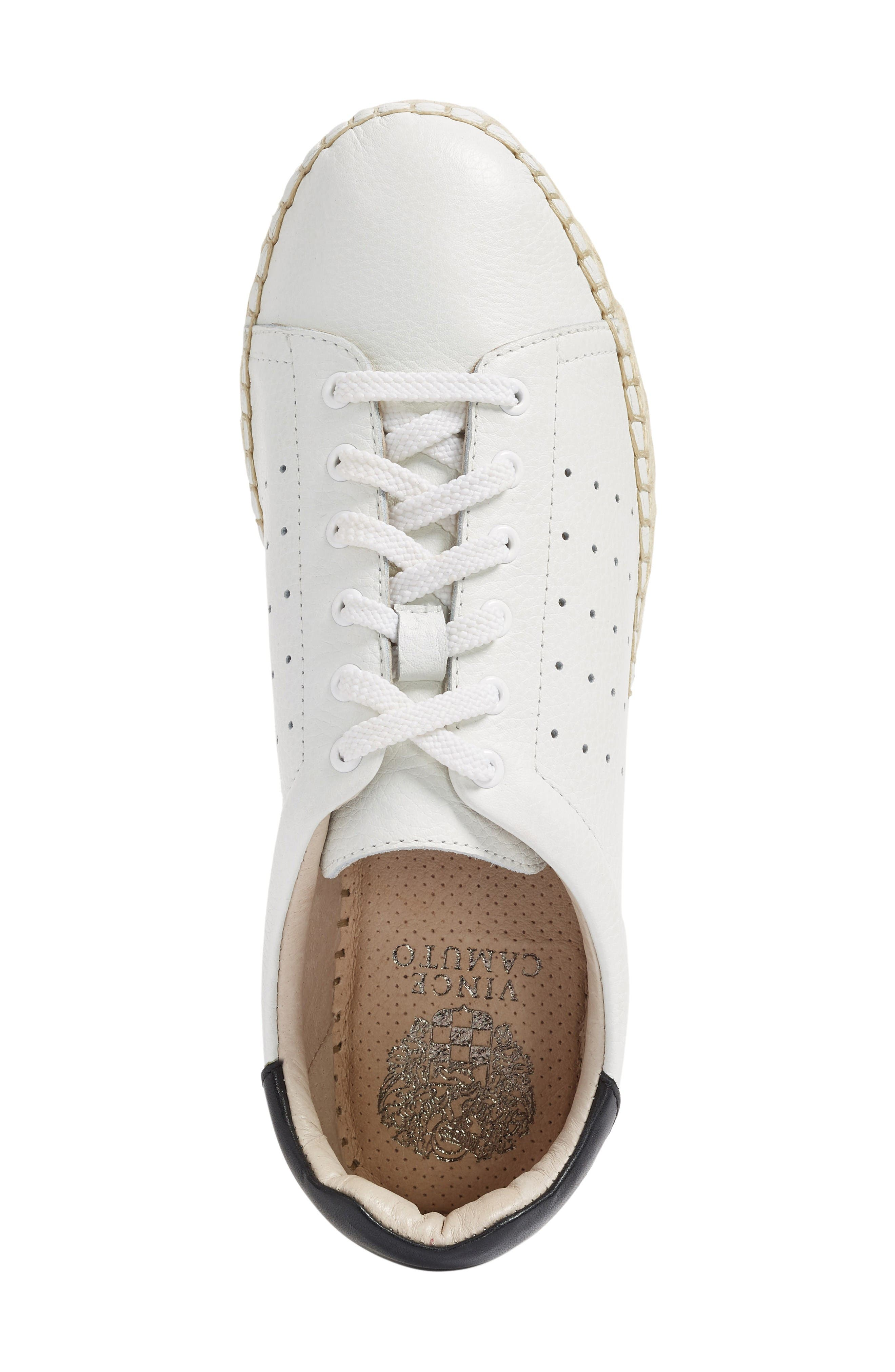 Alternate Image 3  - Vince Camuto Jinnie Platform Sneaker (Women)