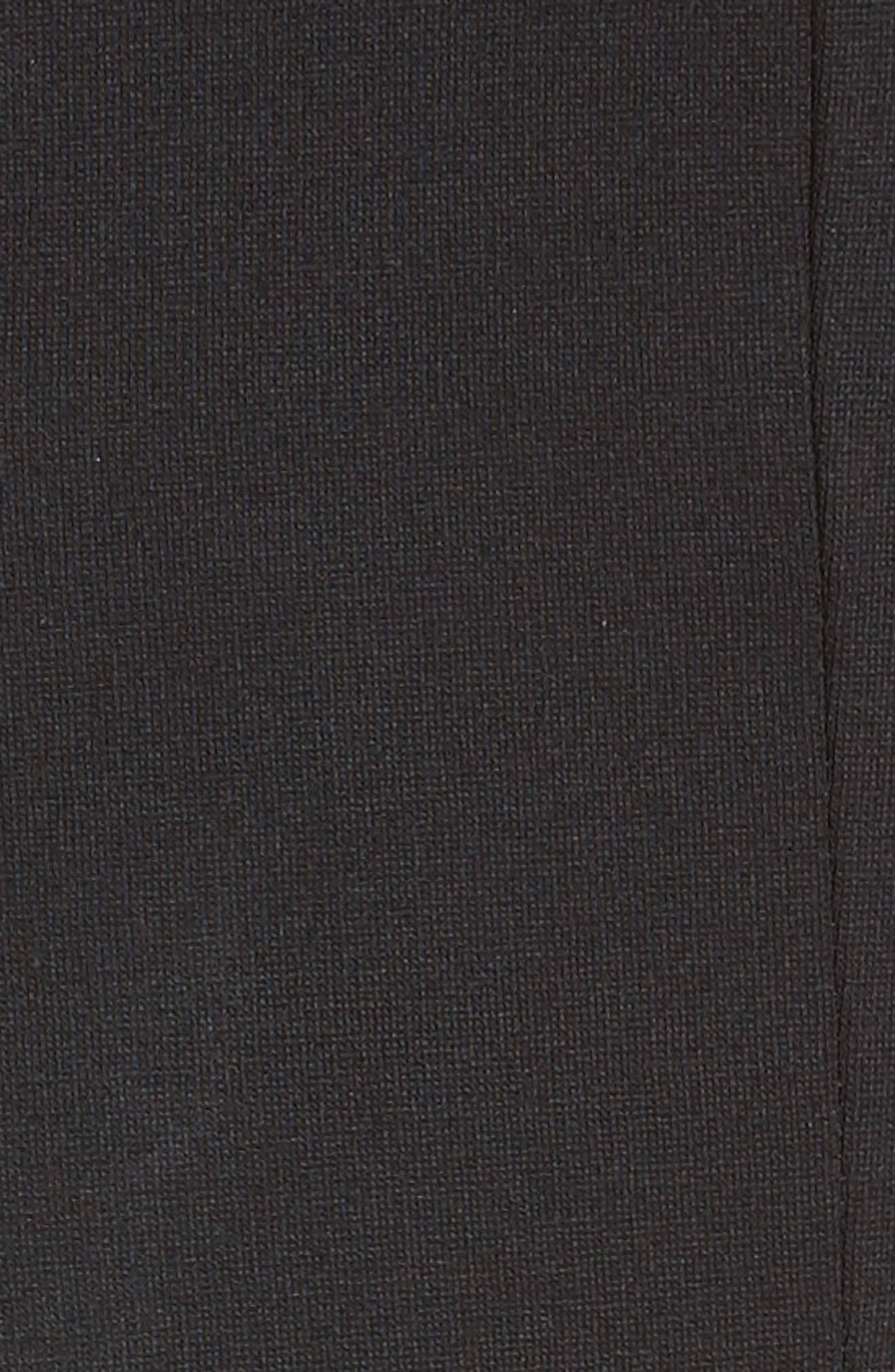 Alternate Image 3  - Armani Collezioni Off the Shoulder Fit & Flare Dress