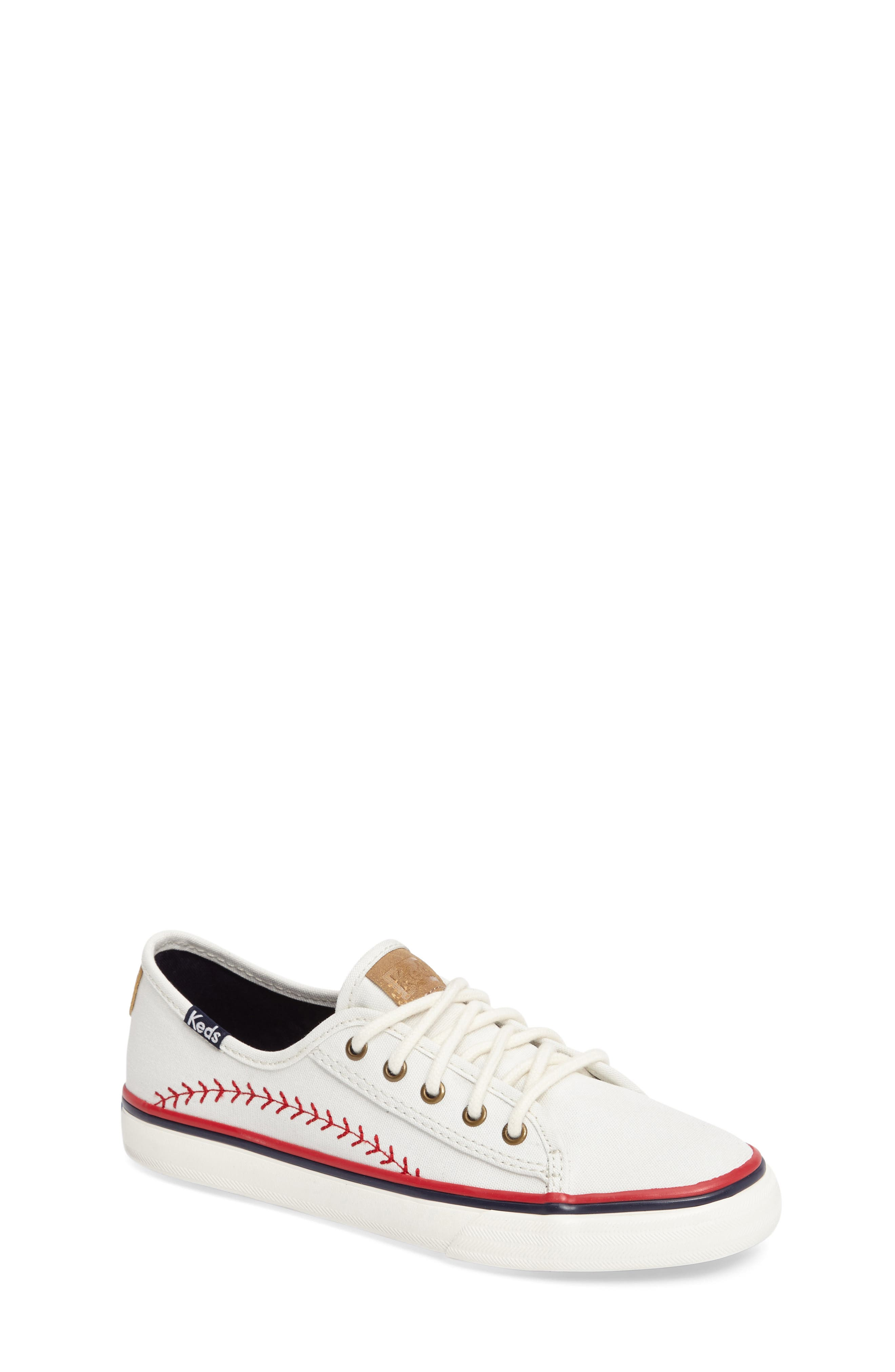 Main Image - Keds® Pennant Double Up Sneaker (Toddler, Little Kid & Big Kid)