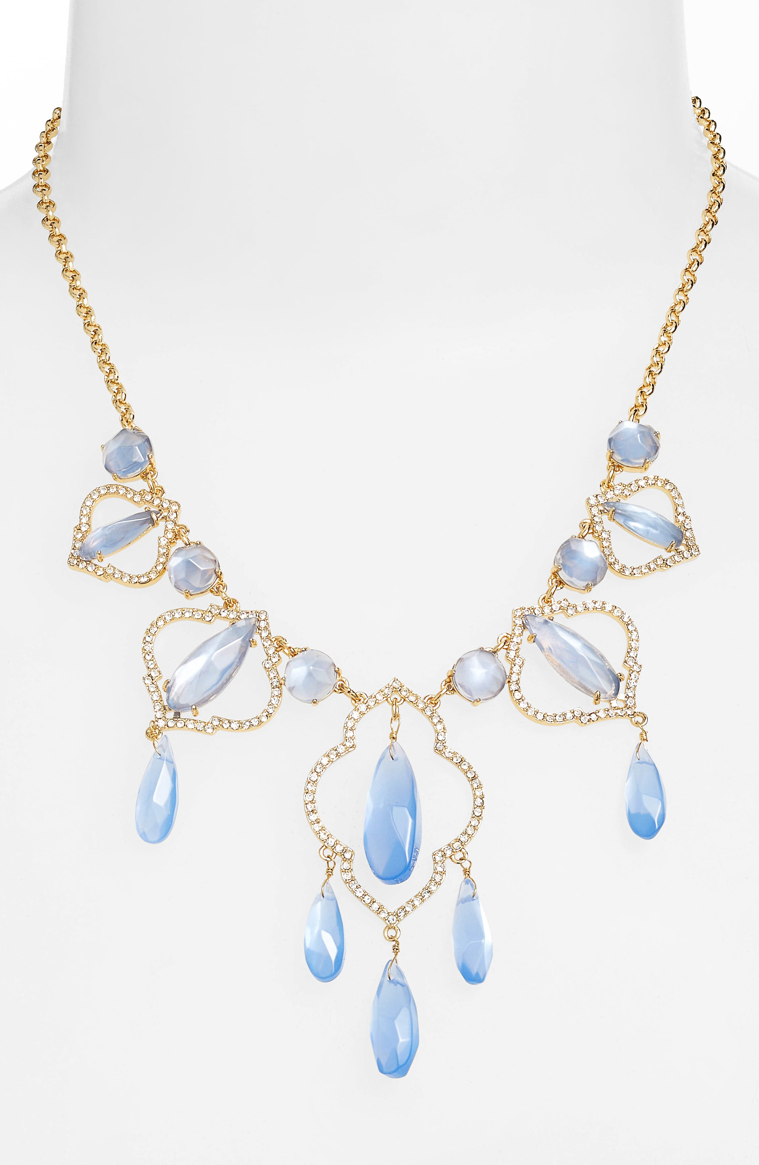 Alternate Image 1 Selected - kate spade new york bib necklace