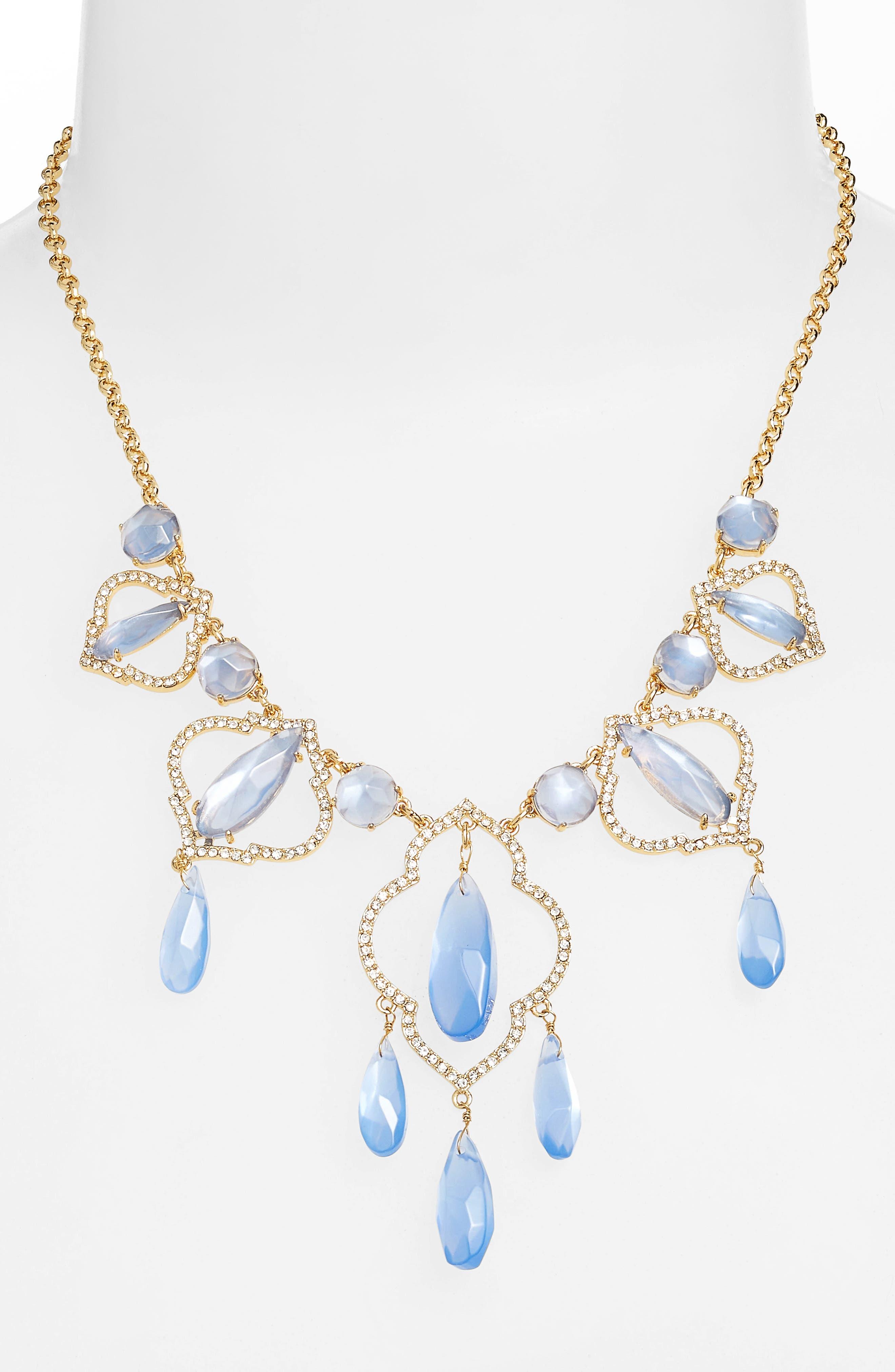 Main Image - kate spade new york bib necklace