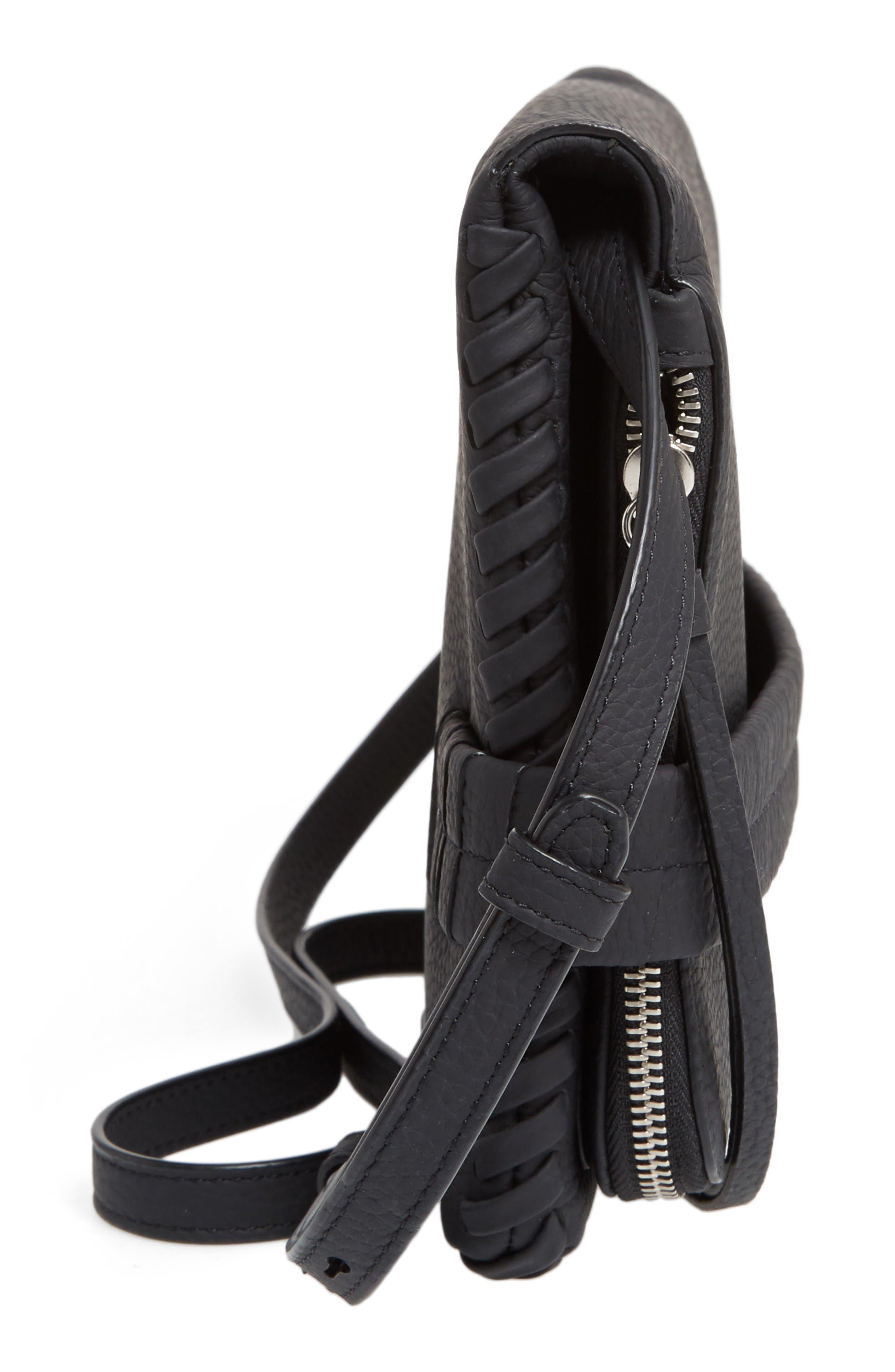 Alternate Image 5  - ALLSAINTS Medium Club Convertible Crossbody Bag