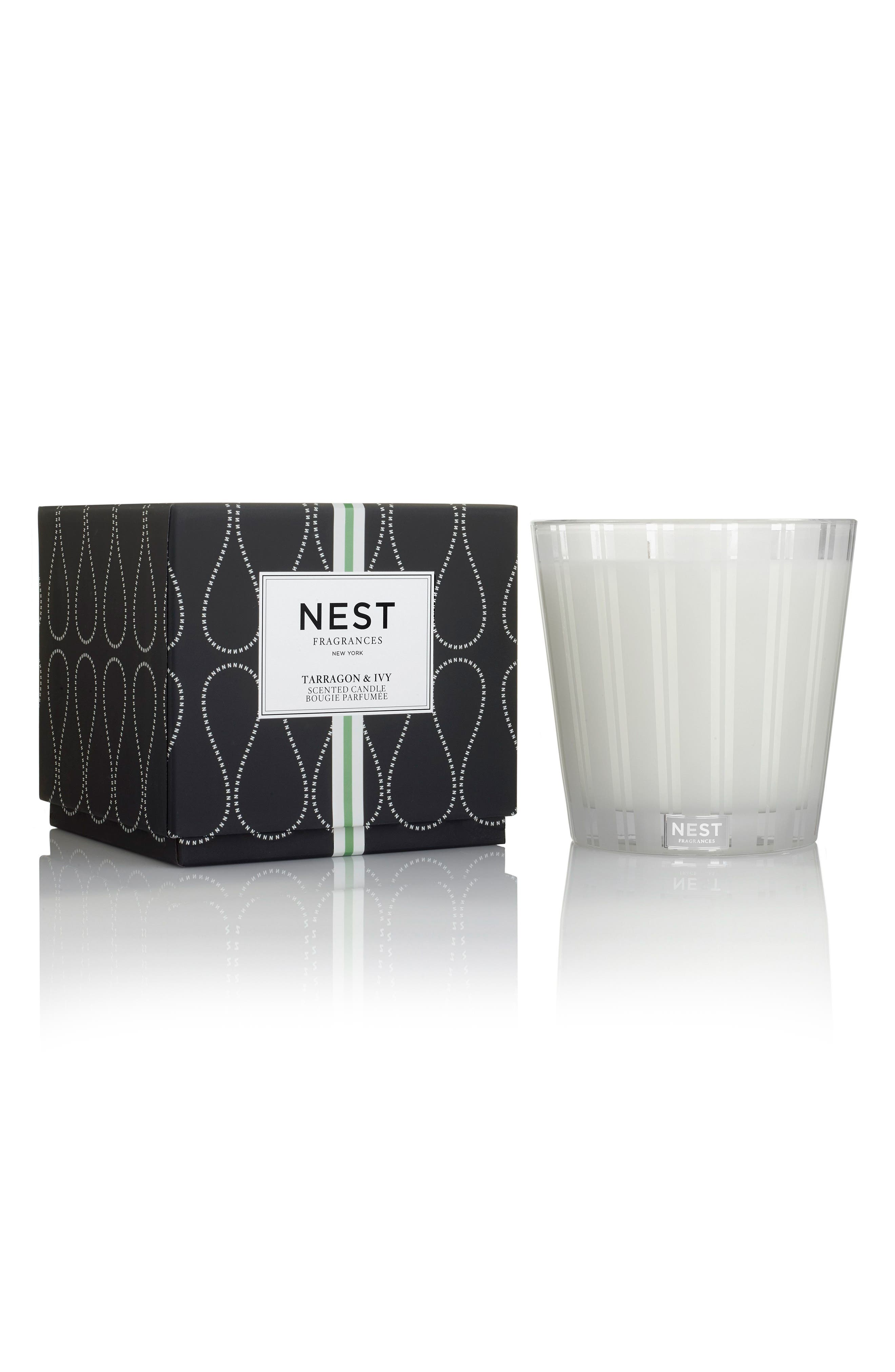 Main Image - NEST Fragrances Tarragon & Ivy 3-Wick