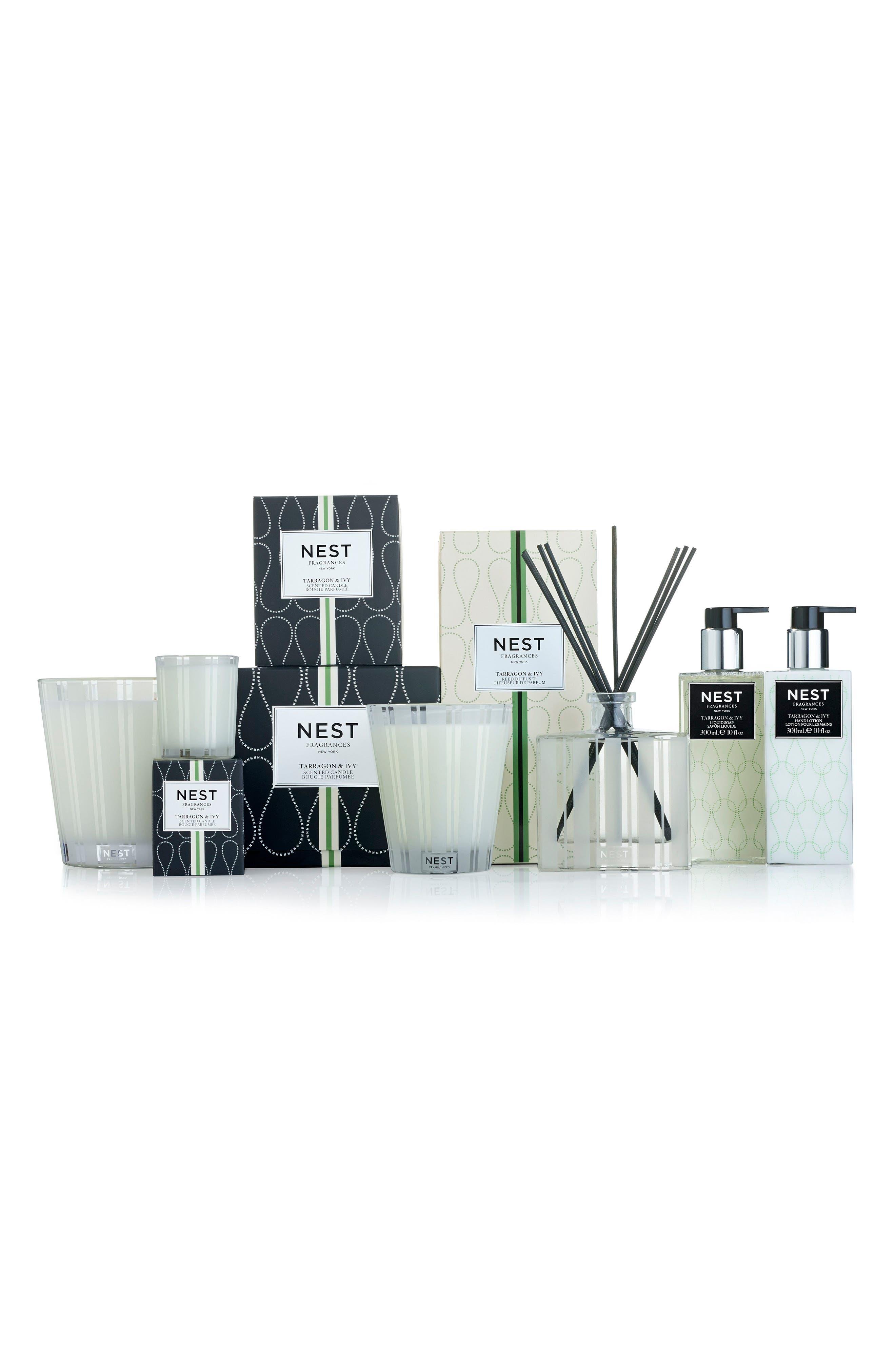 Alternate Image 2  - NEST Fragrances Tarragon & Ivy Liquid Soap