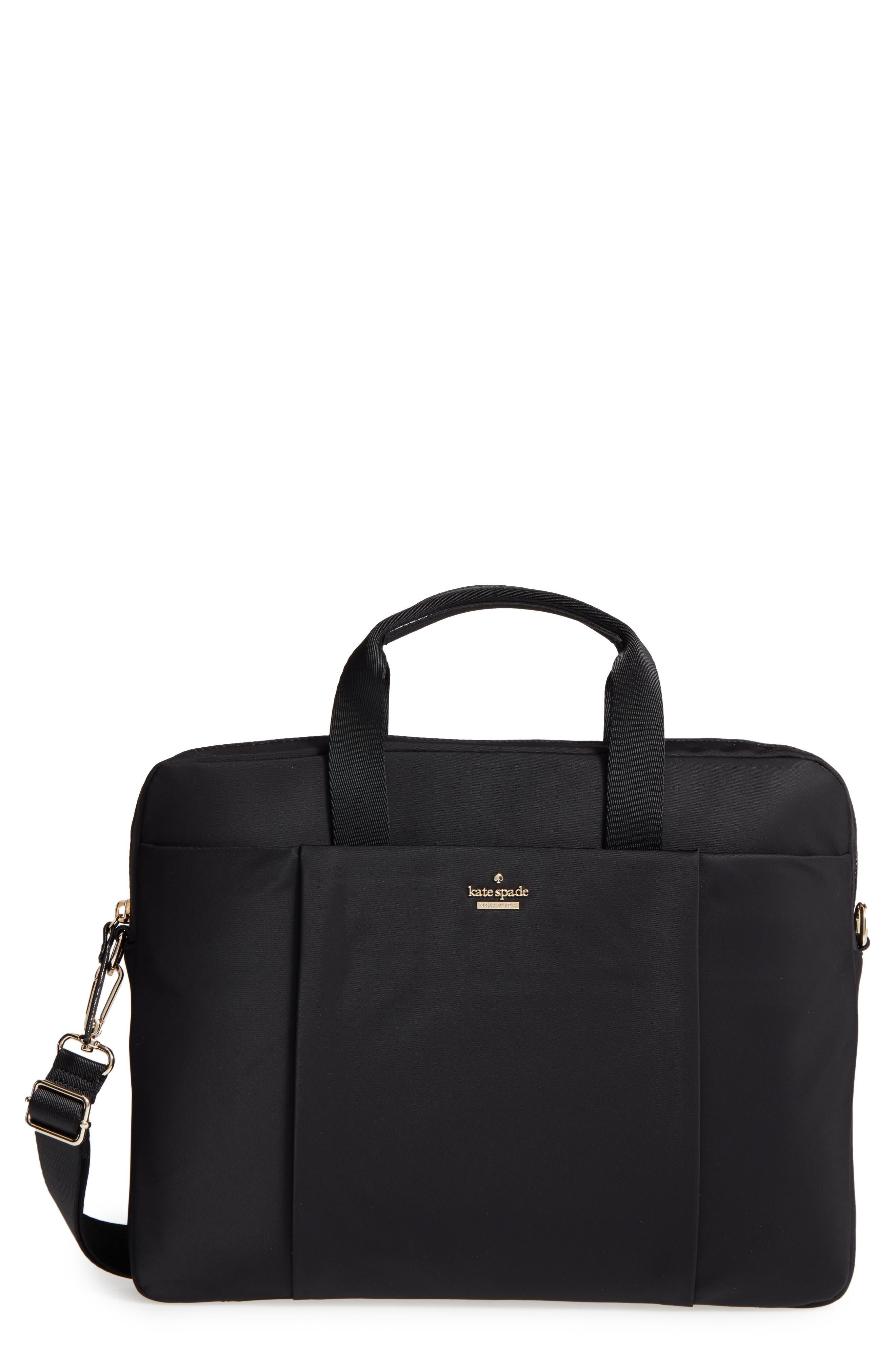 laptop case,                             Main thumbnail 1, color,                             Black