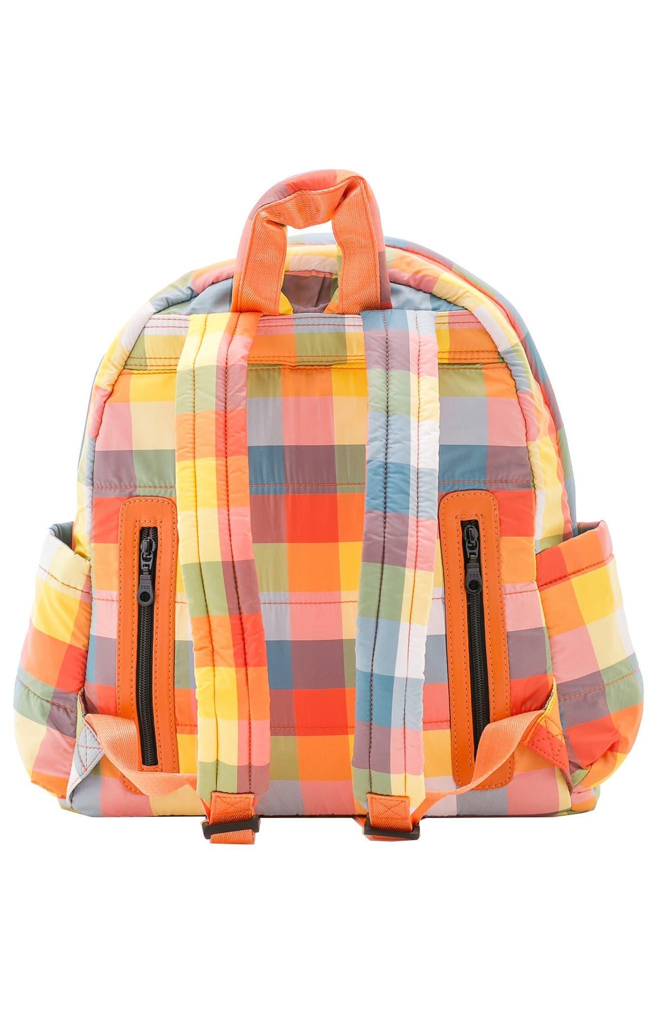 Alternate Image 2  - HARU Print Water Repellent Diaper Backpack