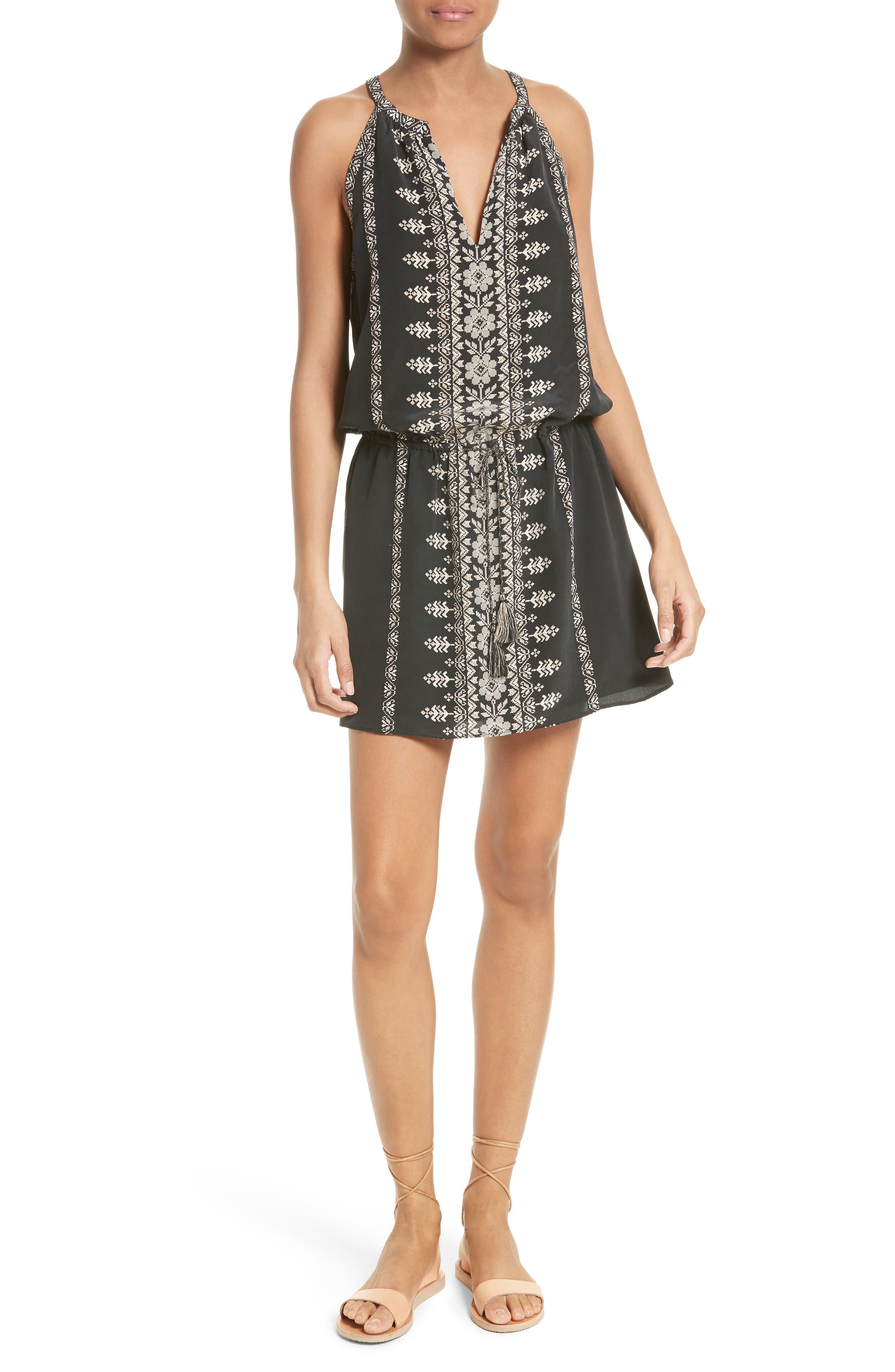 Joie Odana Silk Sheath Dress