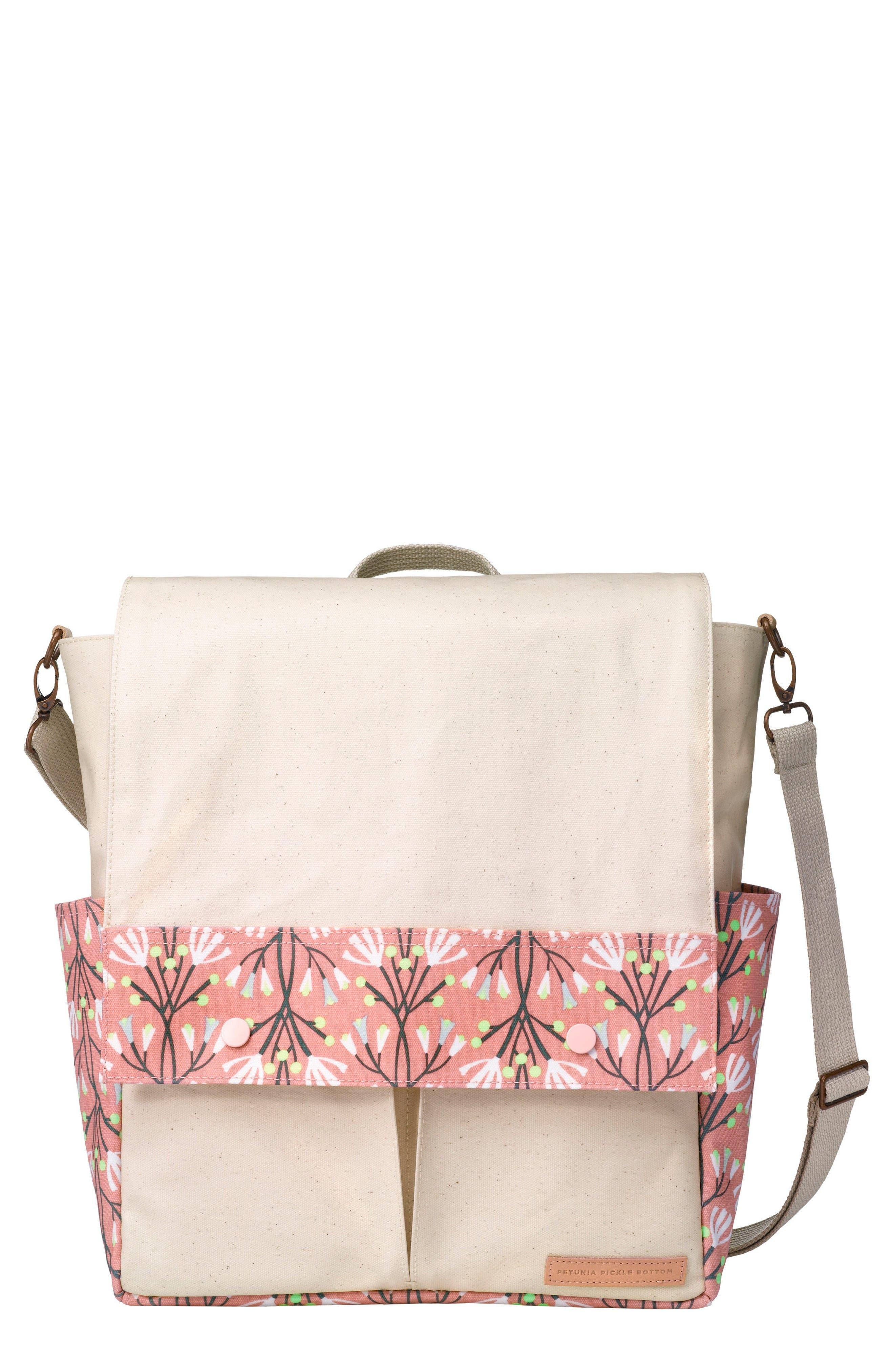 Main Image - Petunia Pickle Bottom Pathway Backpack Diaper Tote