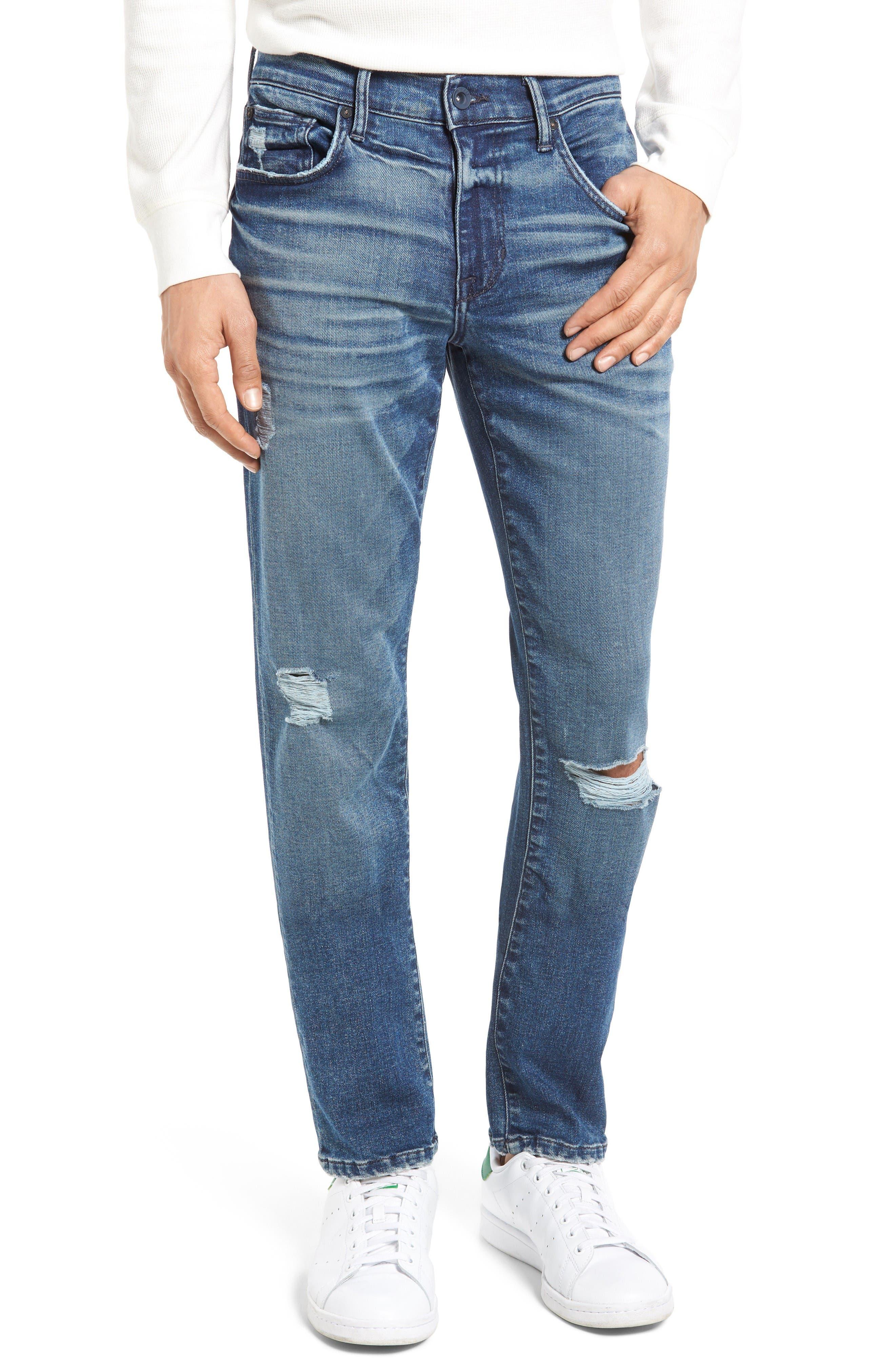 Joe's Brixton Slim Fit Jeans (Doss)