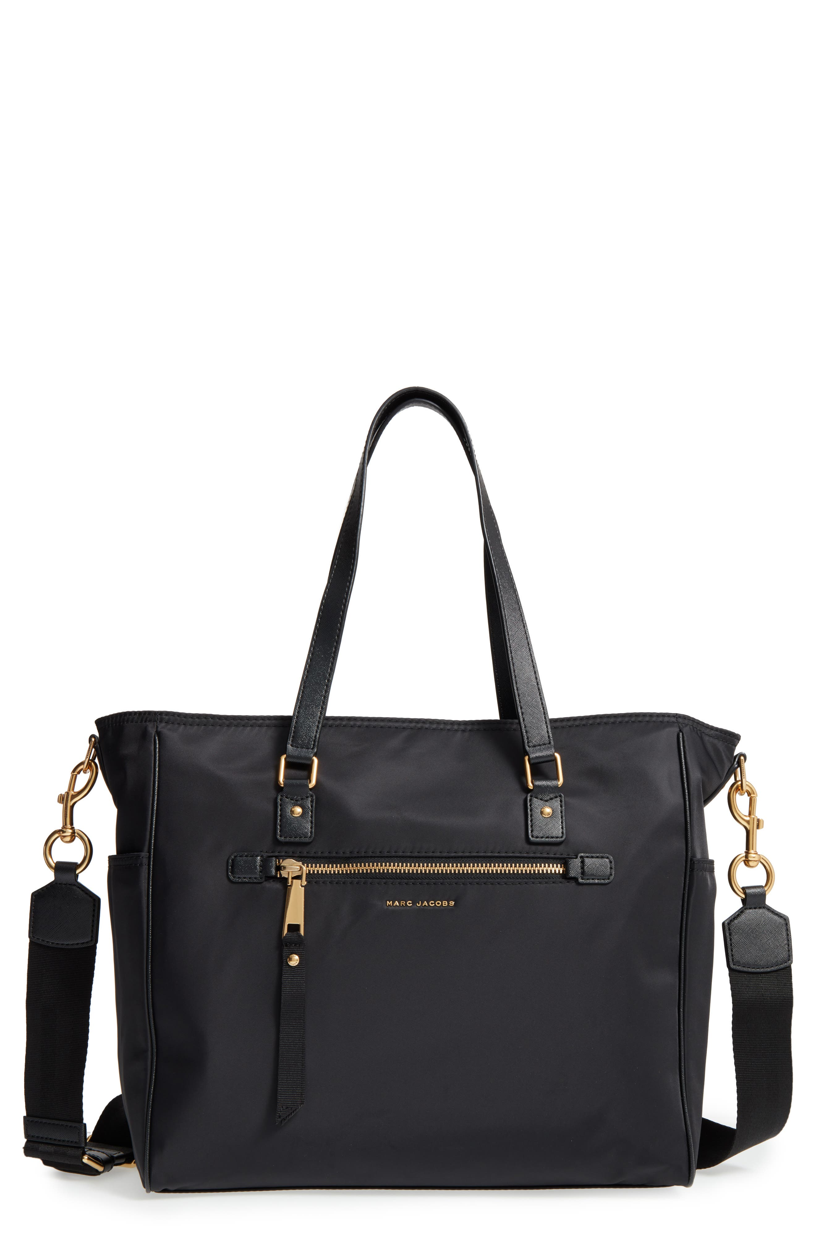 MARC JACOBS Trooper Nylon Baby Bag