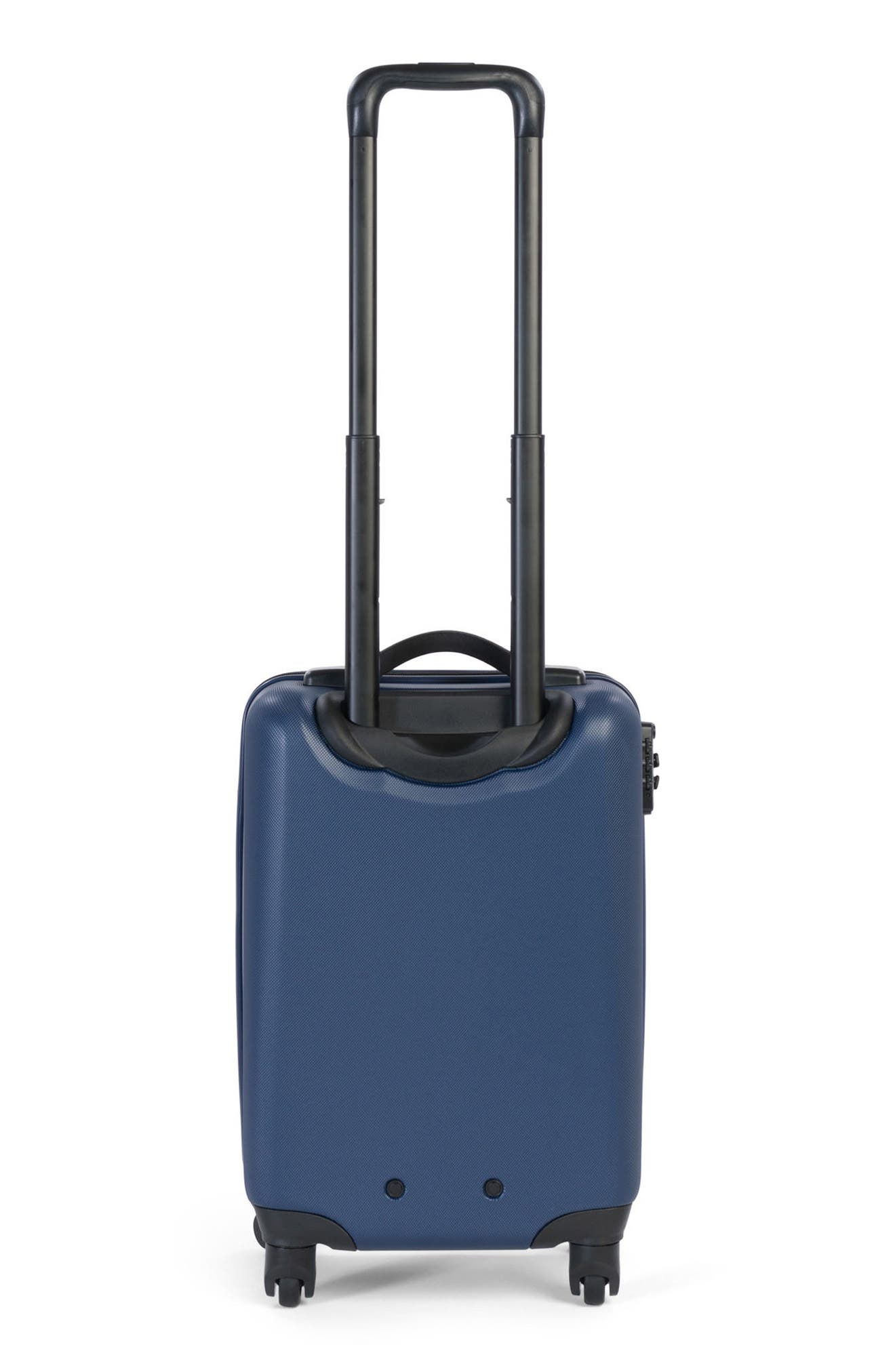 Herschel Supply Co Trade Small 20-Inch Rolling Hard Shell Suitcase,                             Alternate thumbnail 4, color,                             Navy