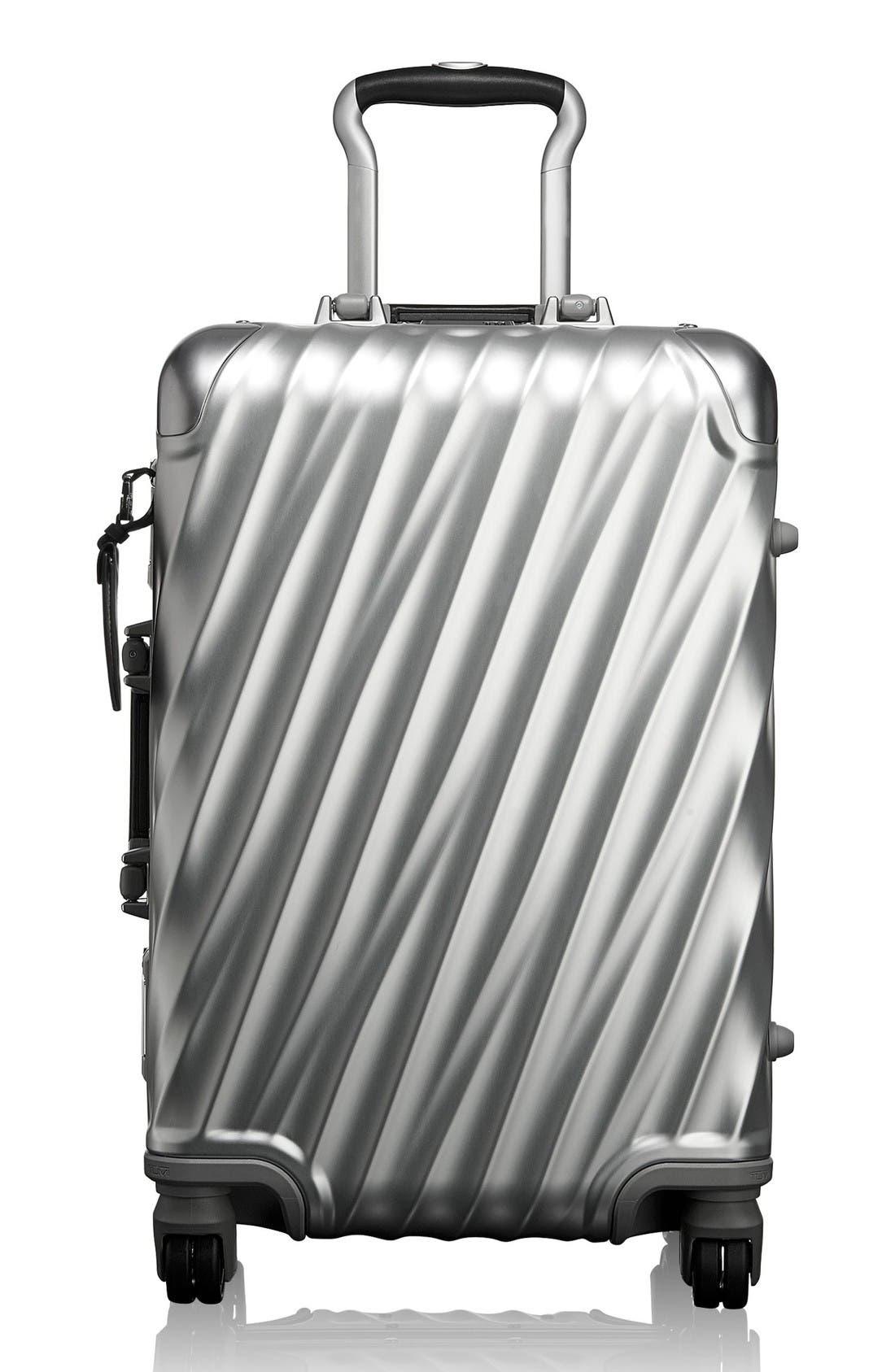 Alternate Image 1 Selected - Tumi 19 Degree Collection International Wheeled Aluminum Carry-On