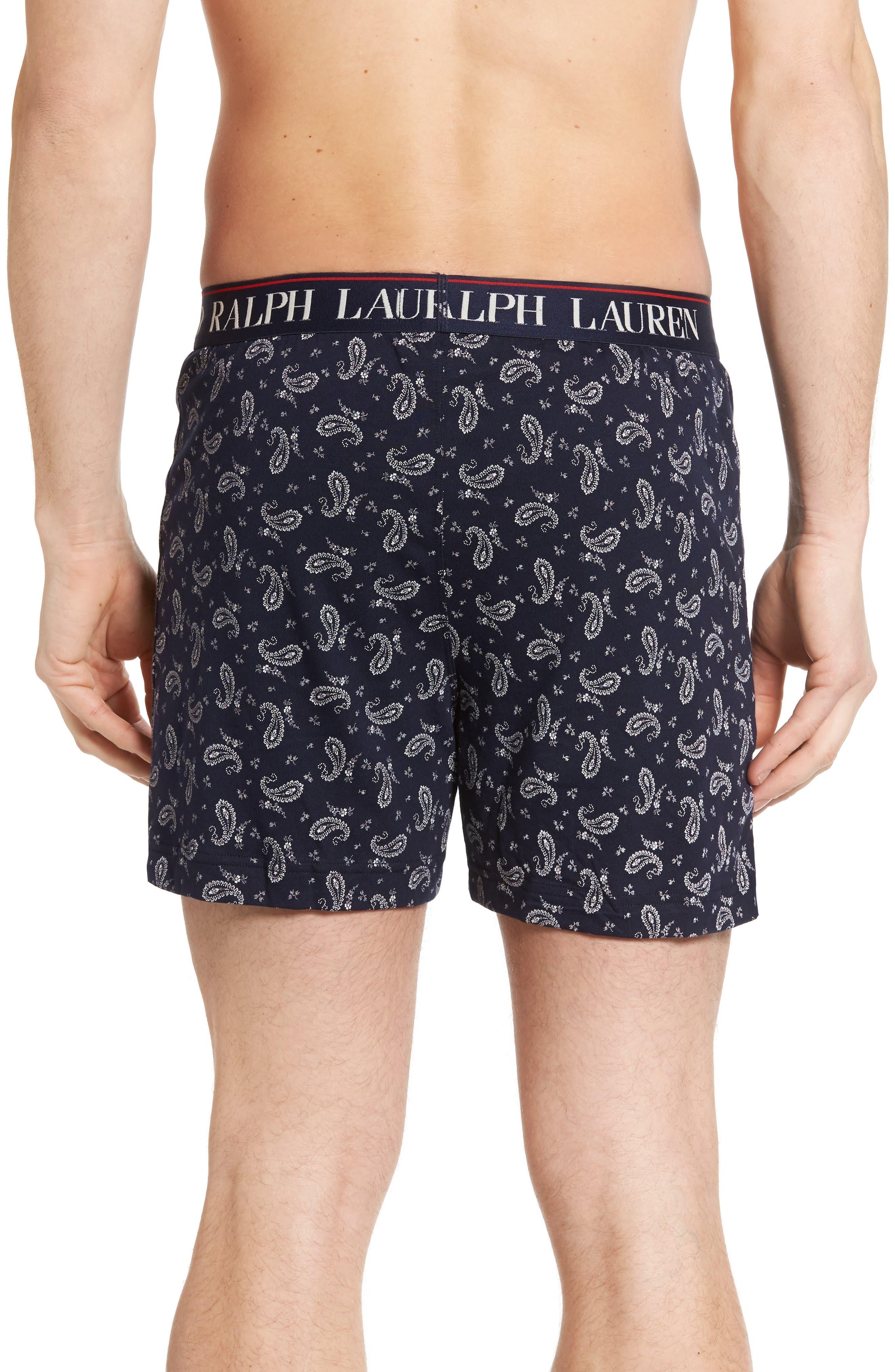 Alternate Image 2  - Polo Ralph Lauren Cotton & Modal Boxers