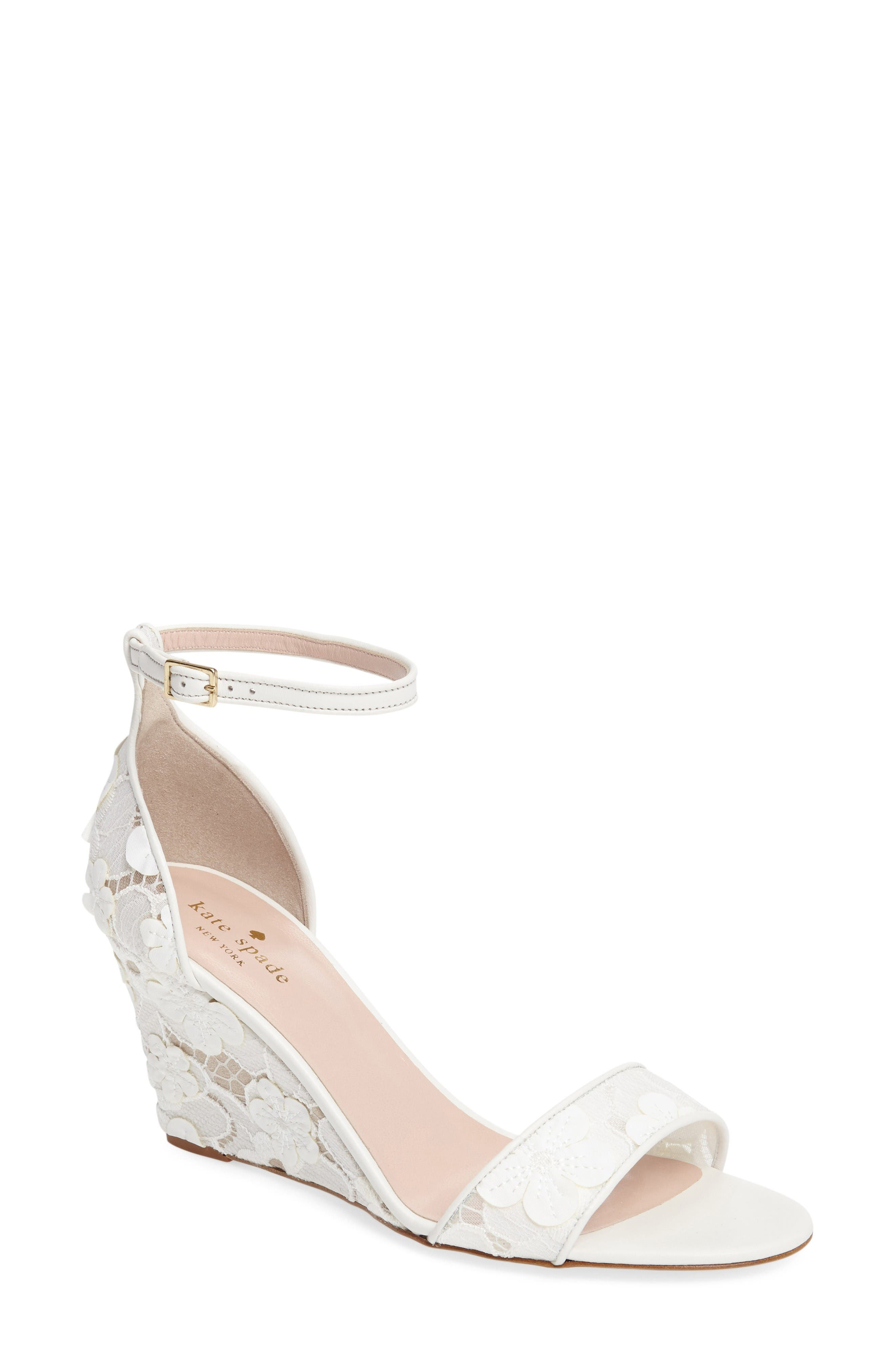 KATE SPADE NEW YORK roosevelt wedge sandal