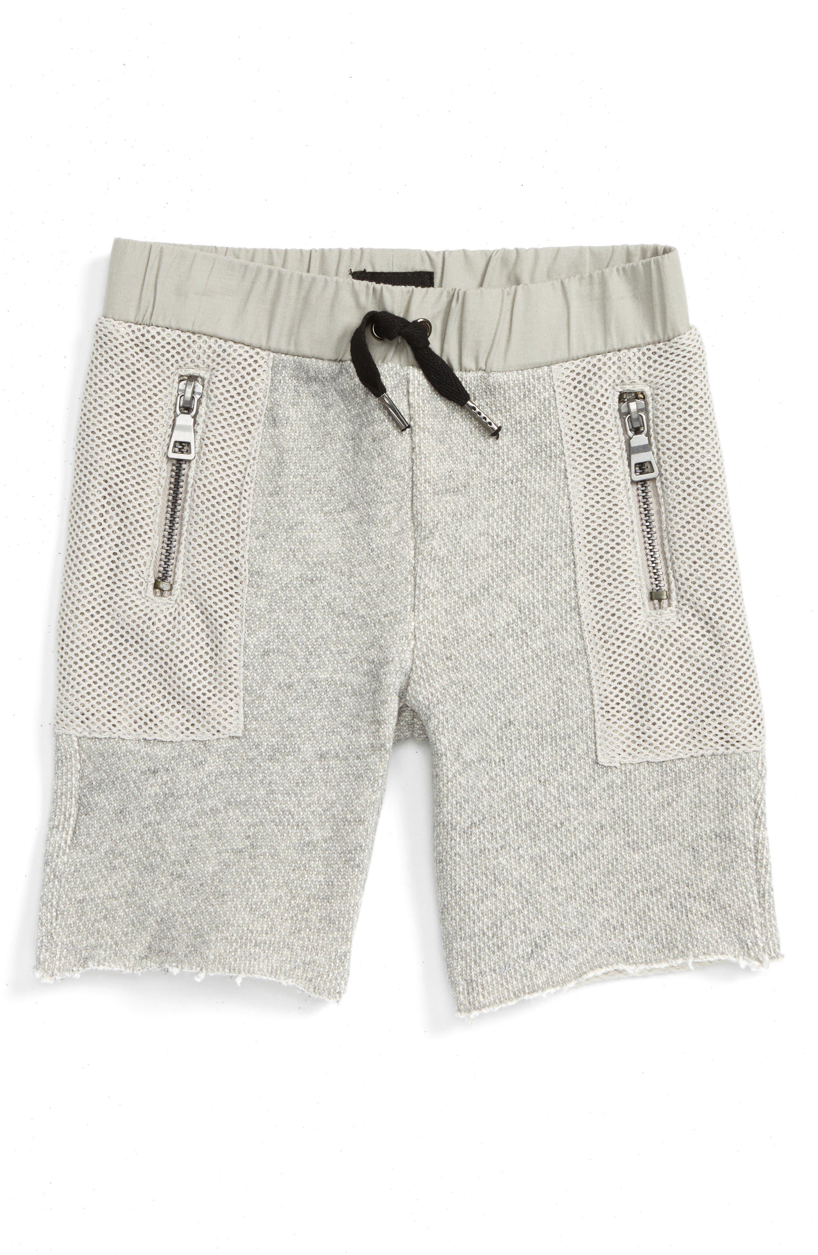 Alternate Image 1 Selected - Hudson Kids High Tech Shorts (Baby Boys)