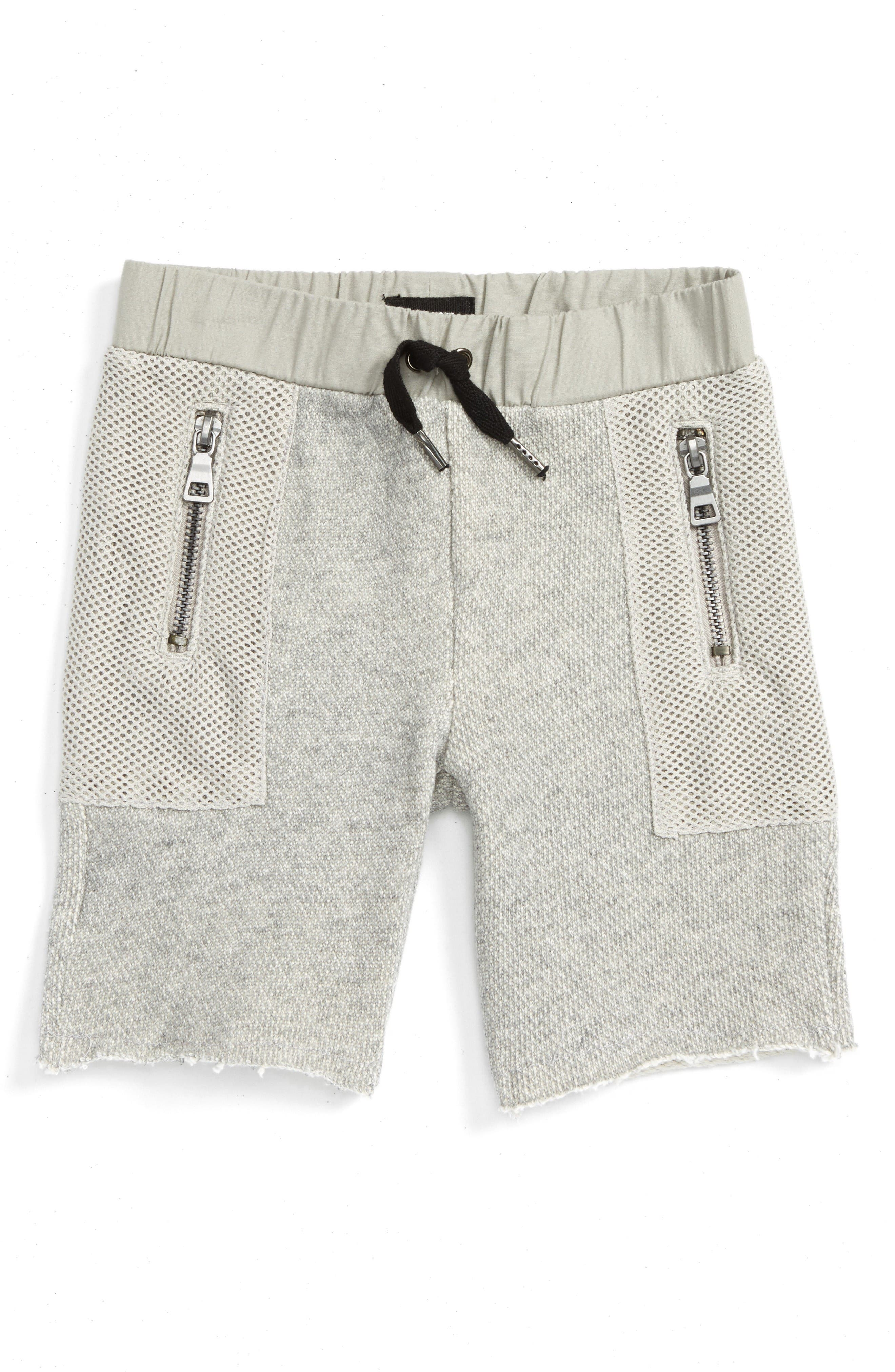 High Tech Shorts,                         Main,                         color, Charcoal