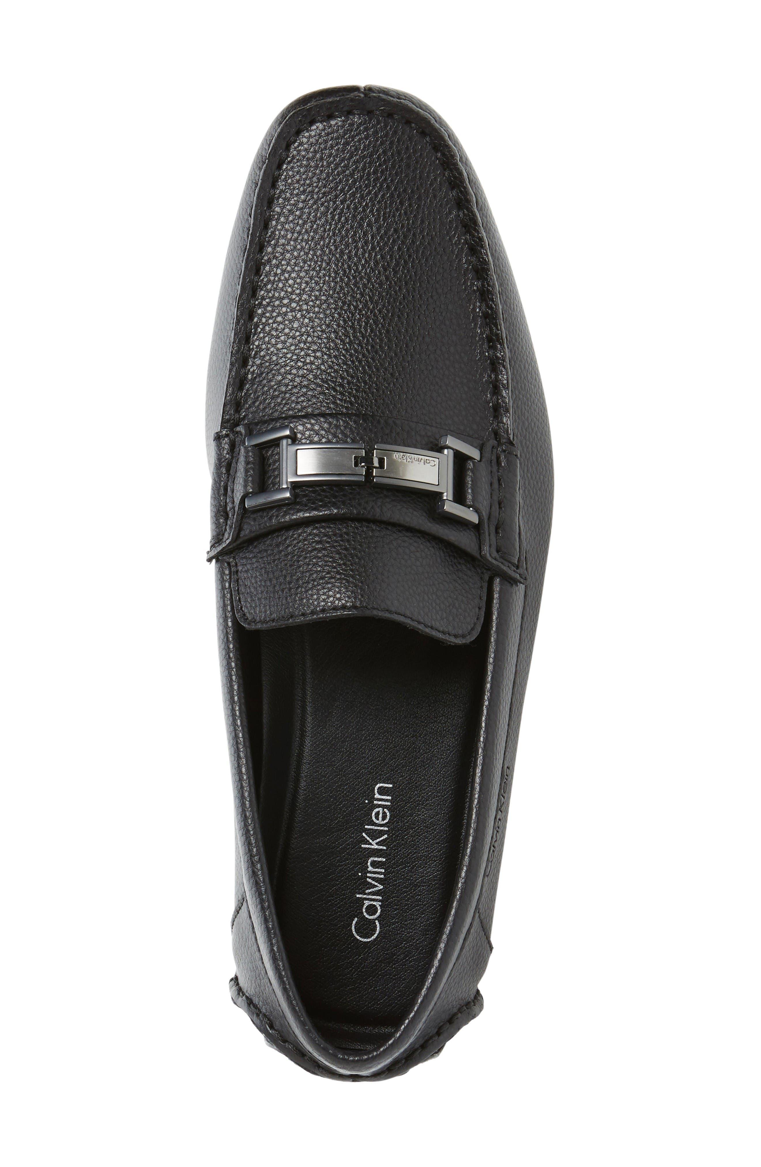 Alternate Image 3  - Calvin Klein Magnus Driving Shoe (Men)