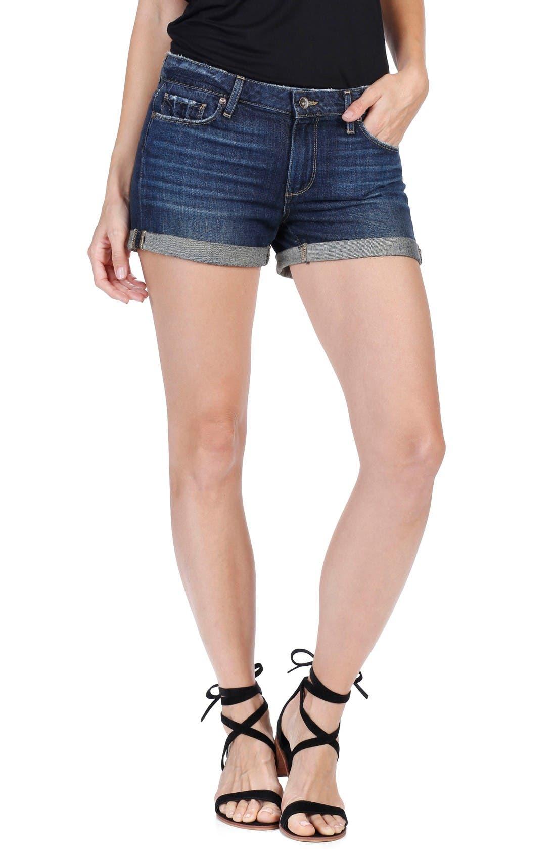 PAIGE Jimmy Jimmy Denim Shorts (Virginia)