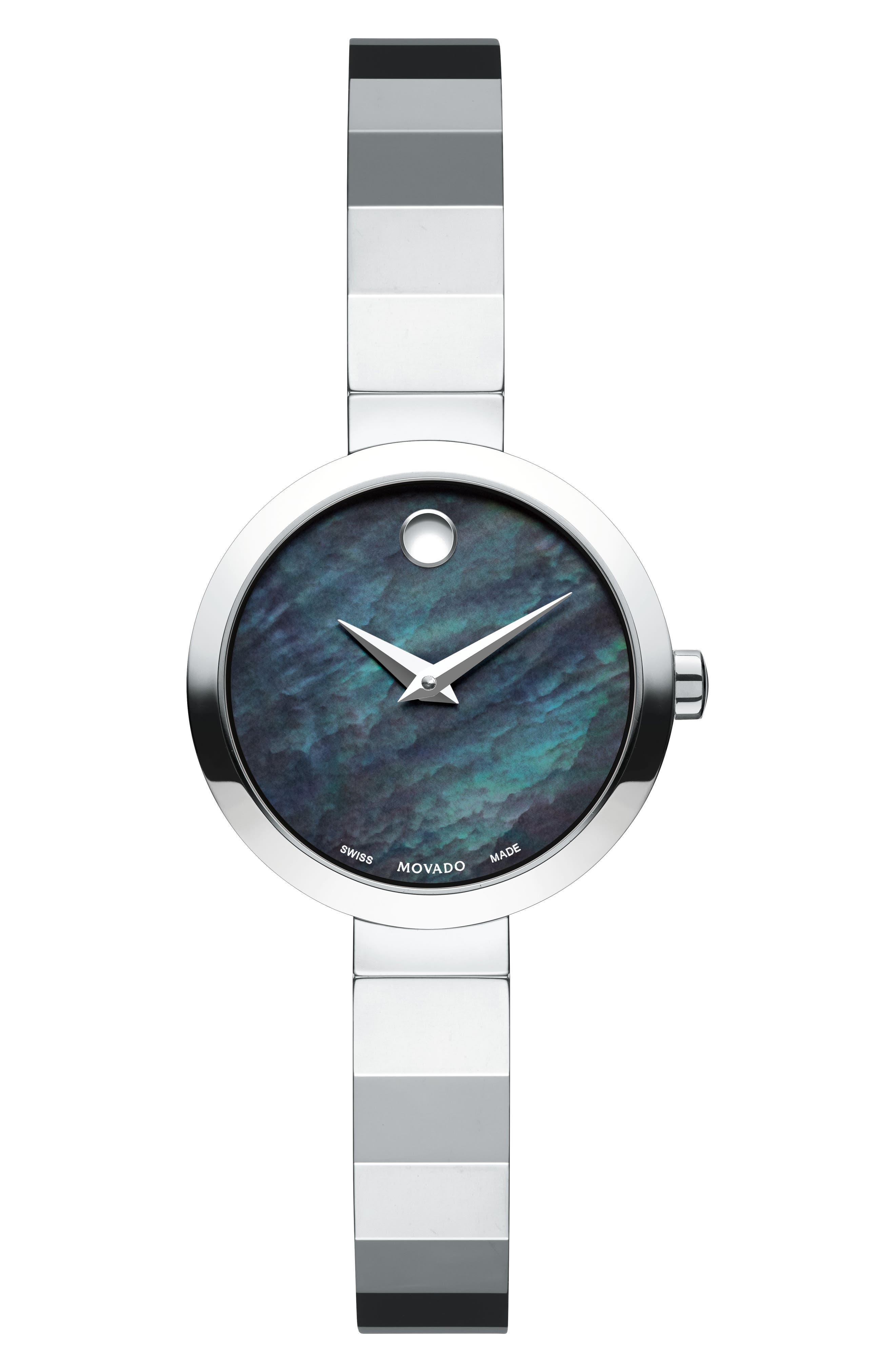 Main Image - Movado Novella Bangle Watch, 24mm