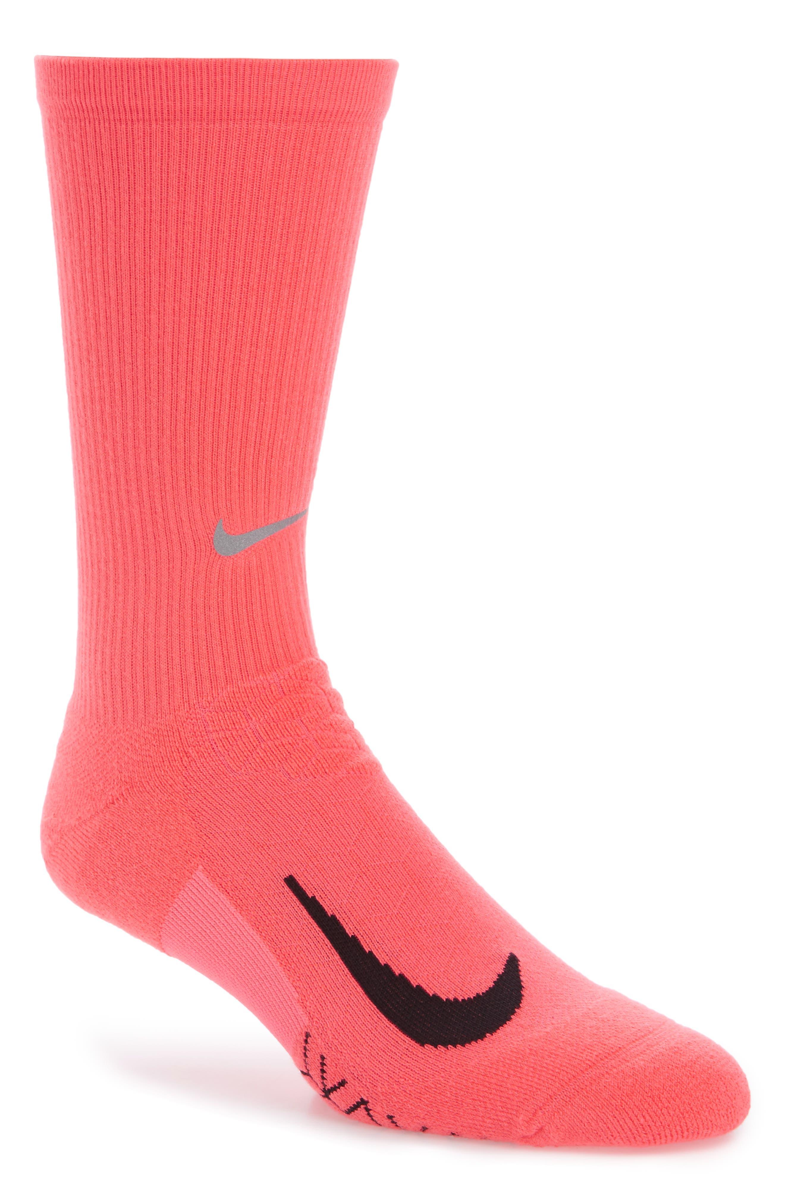 Nike Elite Running Crew Socks