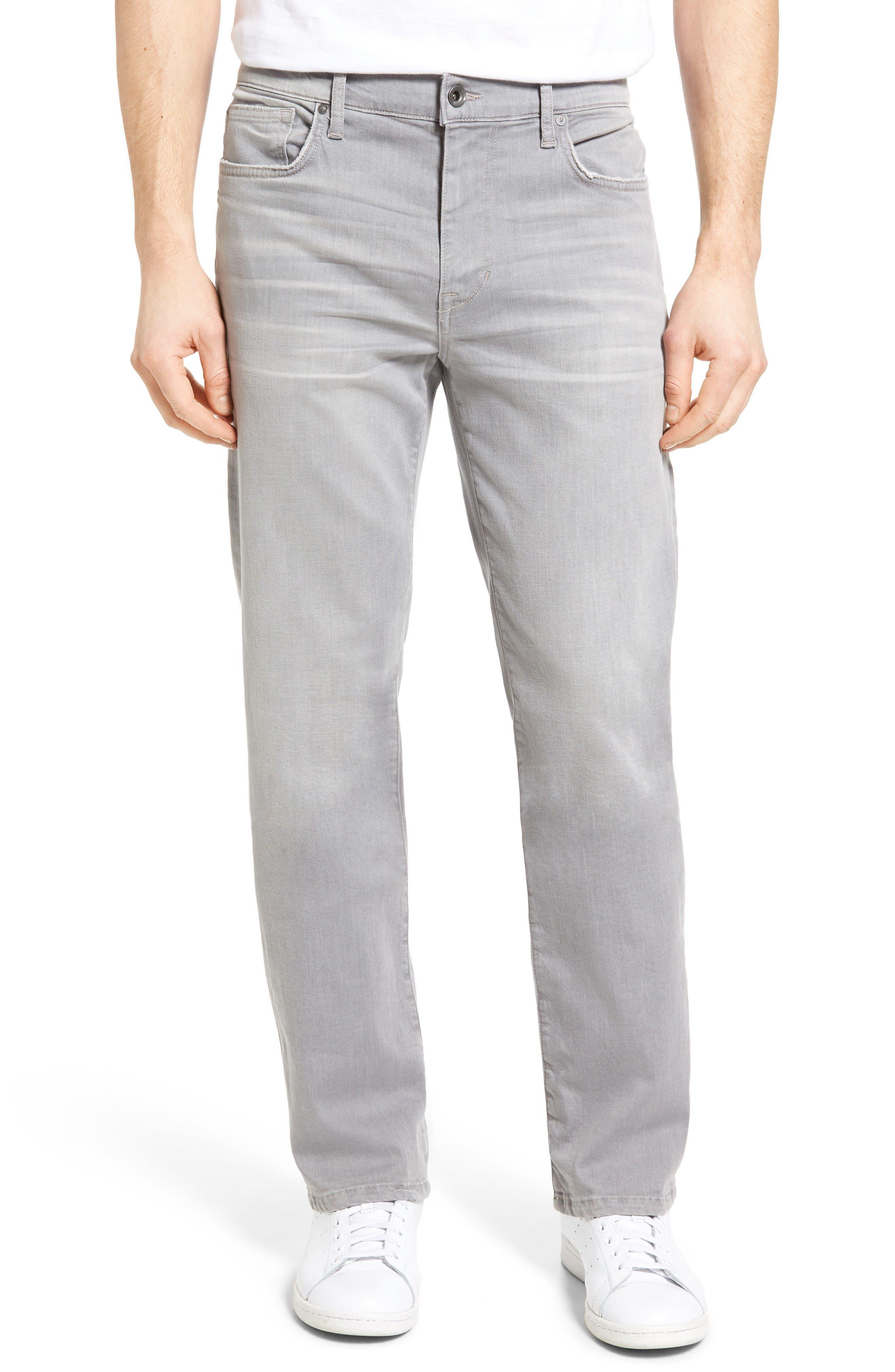 Main Image - Joe's Classic Straight Leg Jeans (Wolfe)