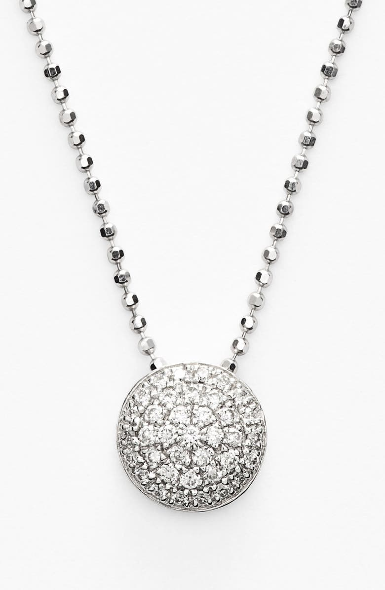 Bony levy eclipse pav diamond pendant necklace nordstrom eclipse pav diamond pendant necklace aloadofball Choice Image