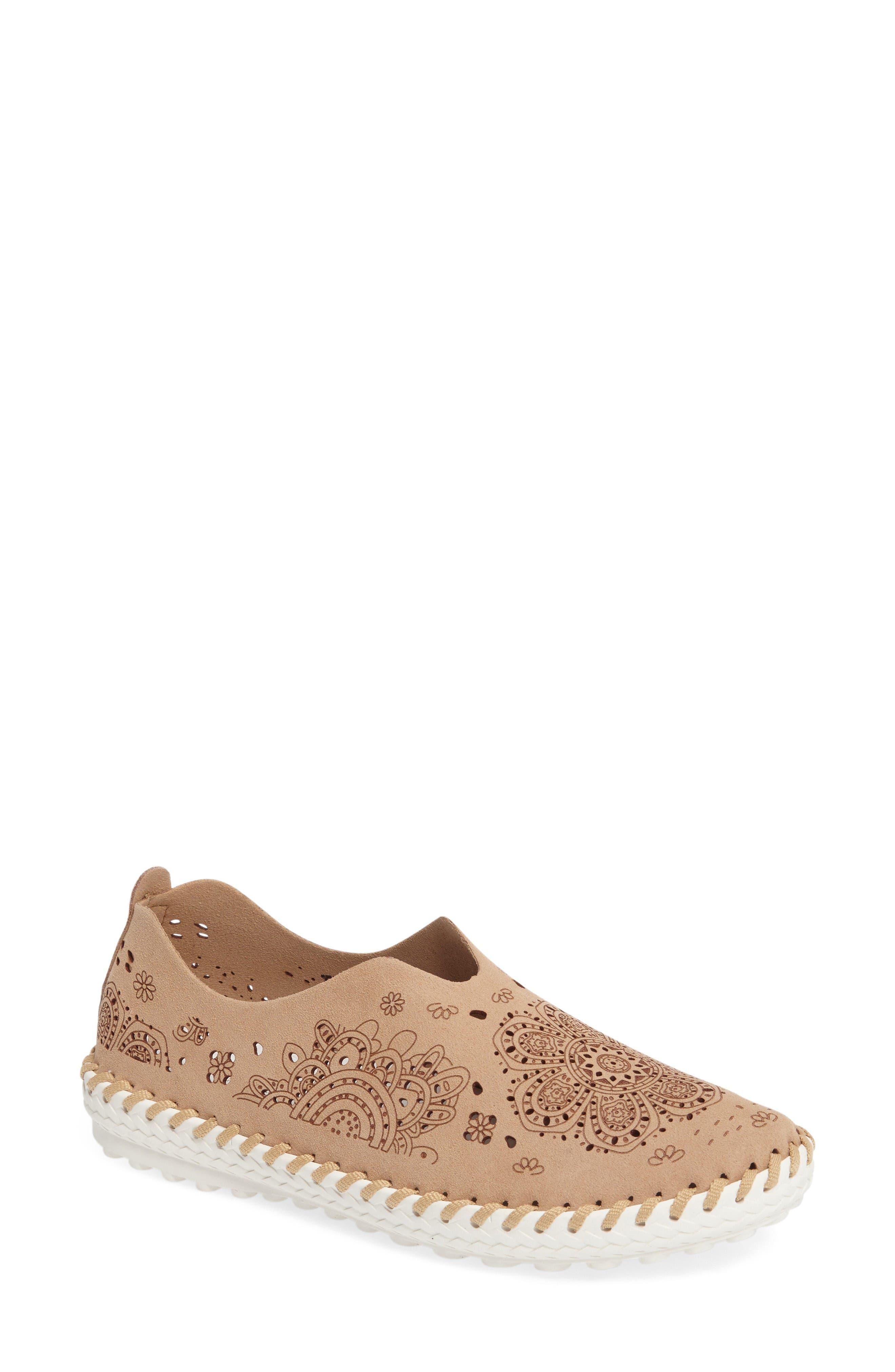Alternate Image 1 Selected - bernie mev. TW09 Slip-On Sneaker (Women)