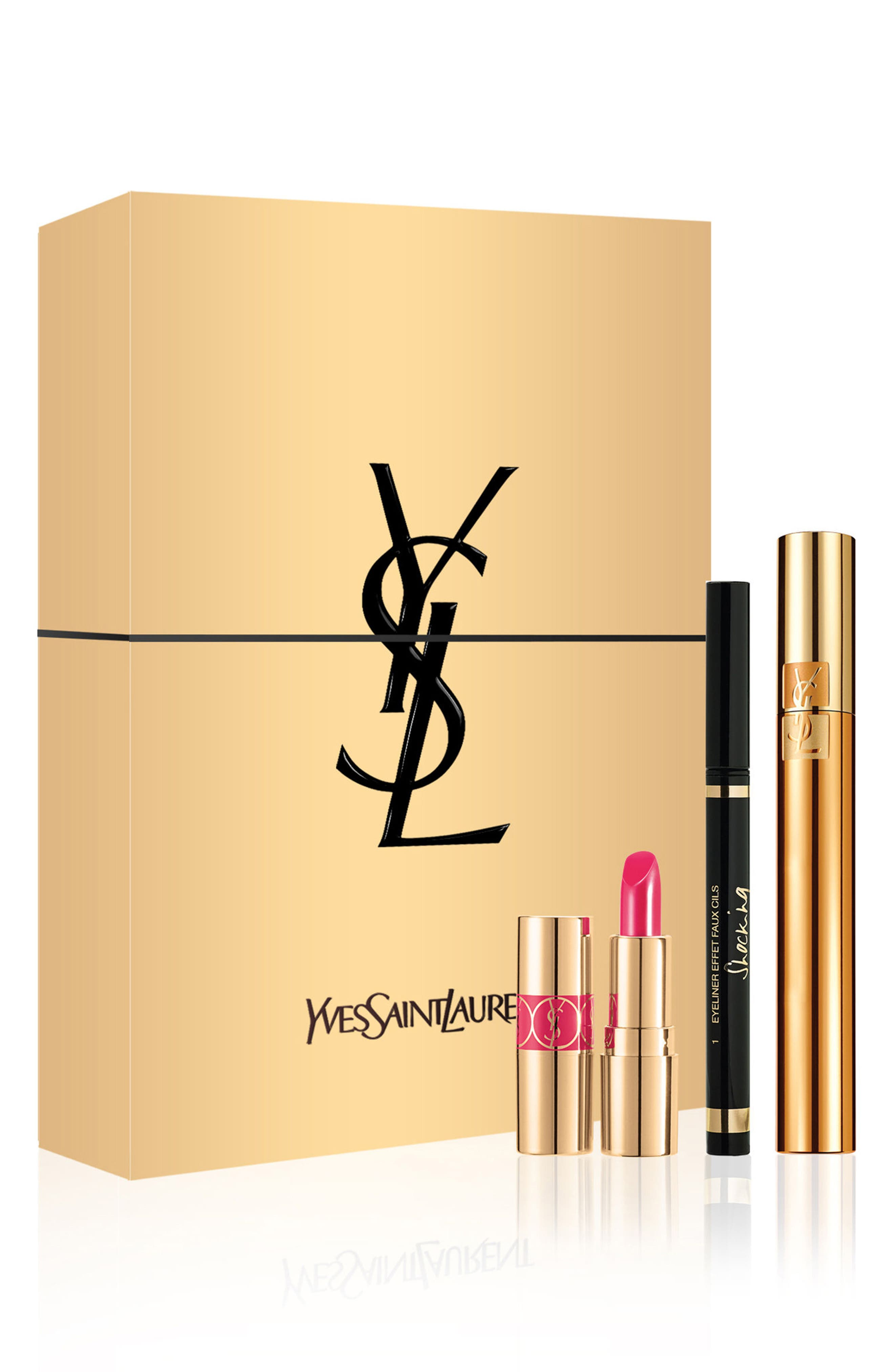 Yves Saint Laurent Extravagant Eyes Faux Cils Gift Set (Limited Edition) ($80 Value)