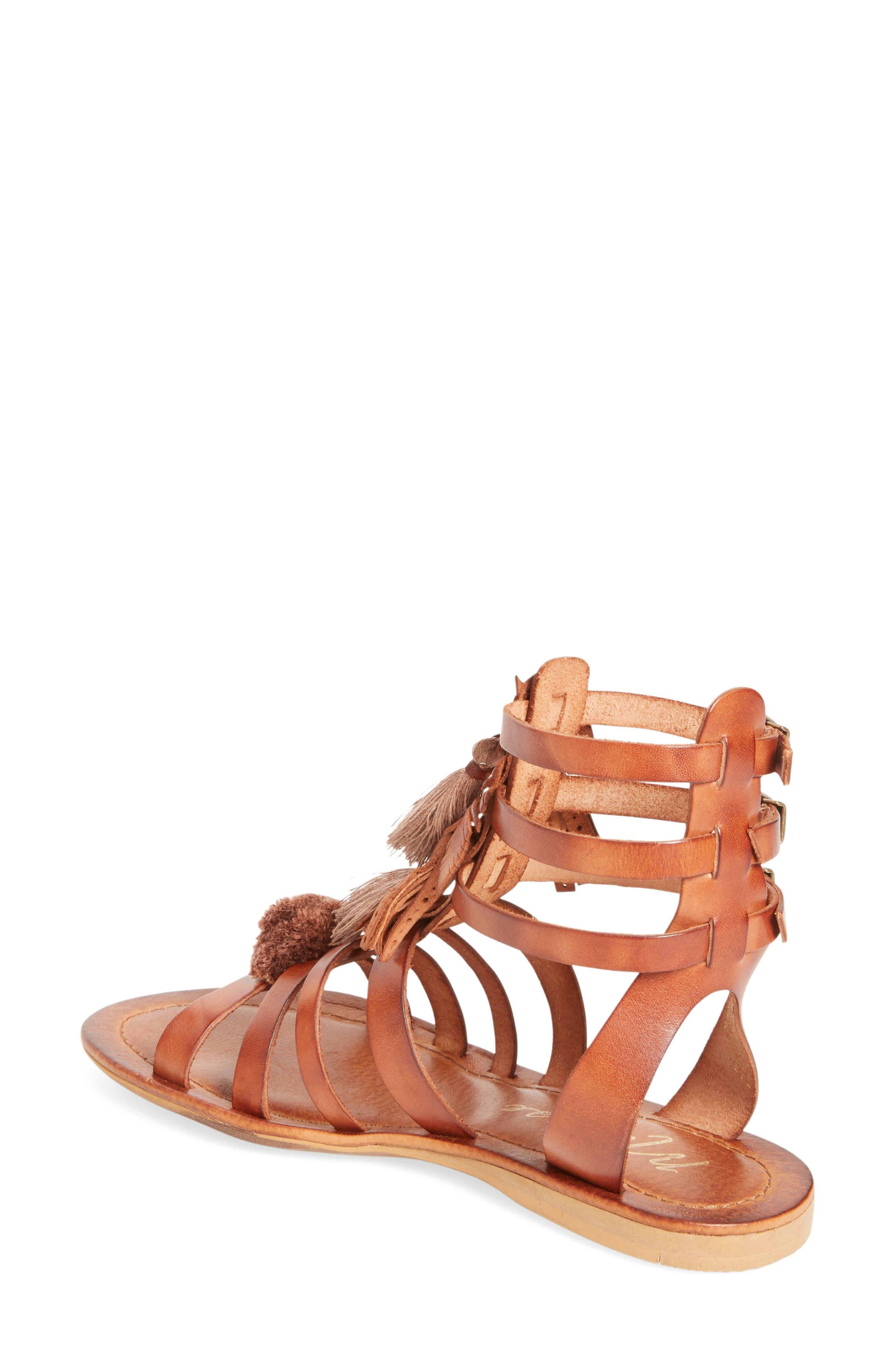 Alternate Image 2  - Matisse Warrior Gladiator Sandal (Women)