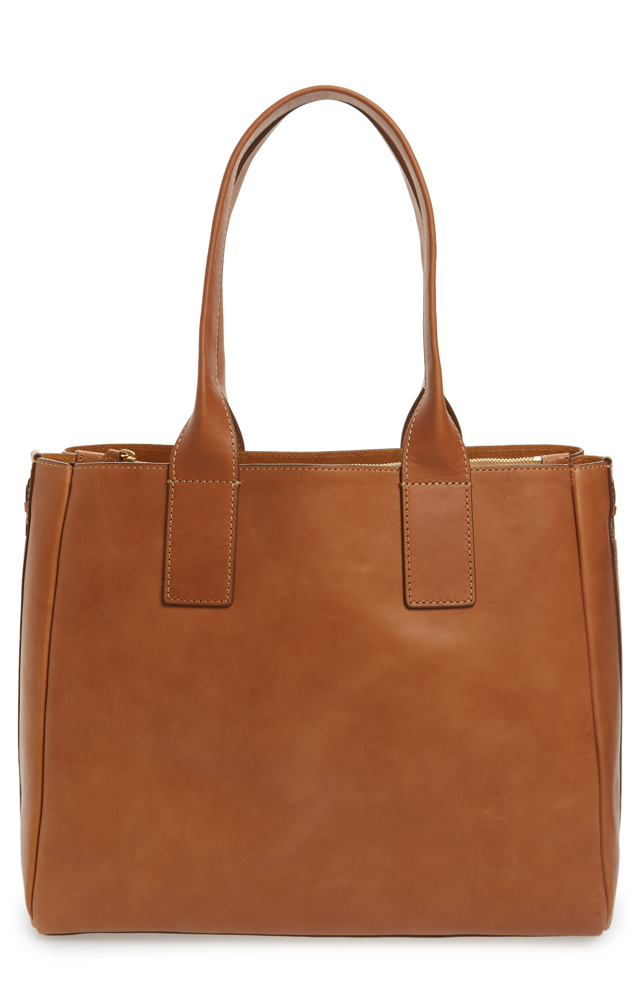 Alternate Image 1 Selected - Frye Ilana Leather Tote