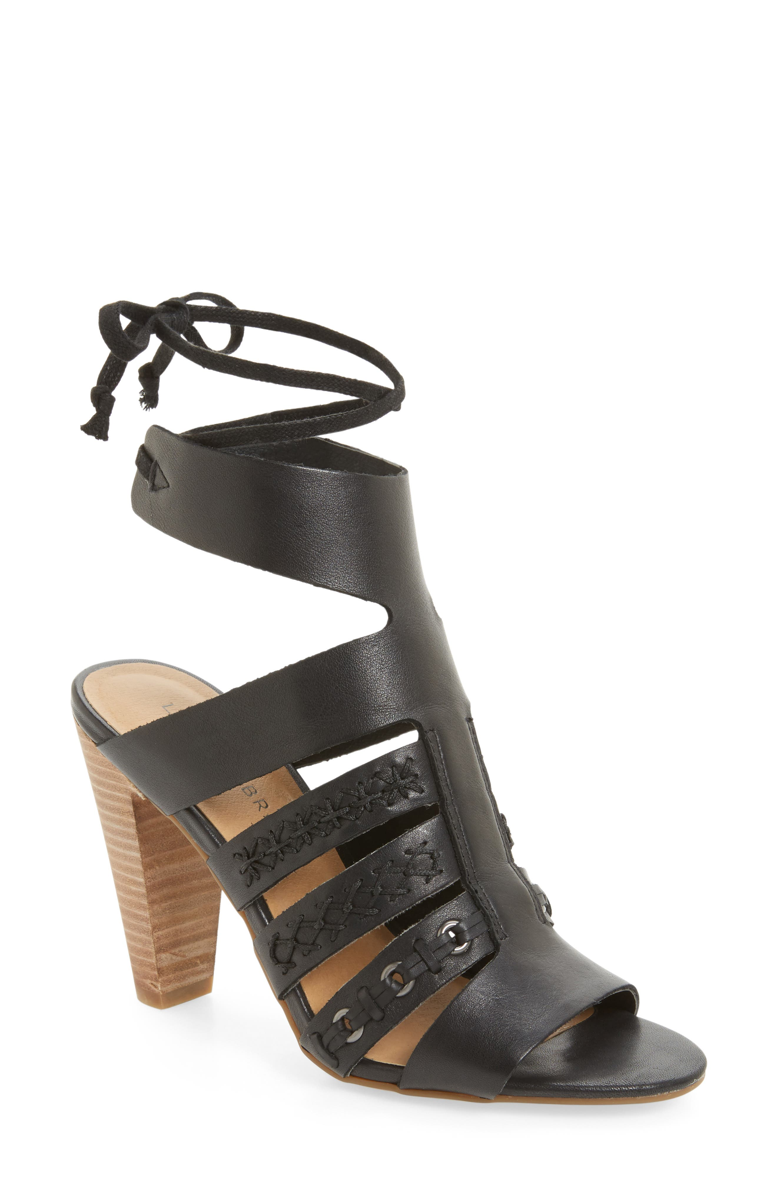Lucky Brand Radfas Lace-Up Sandal (Women)