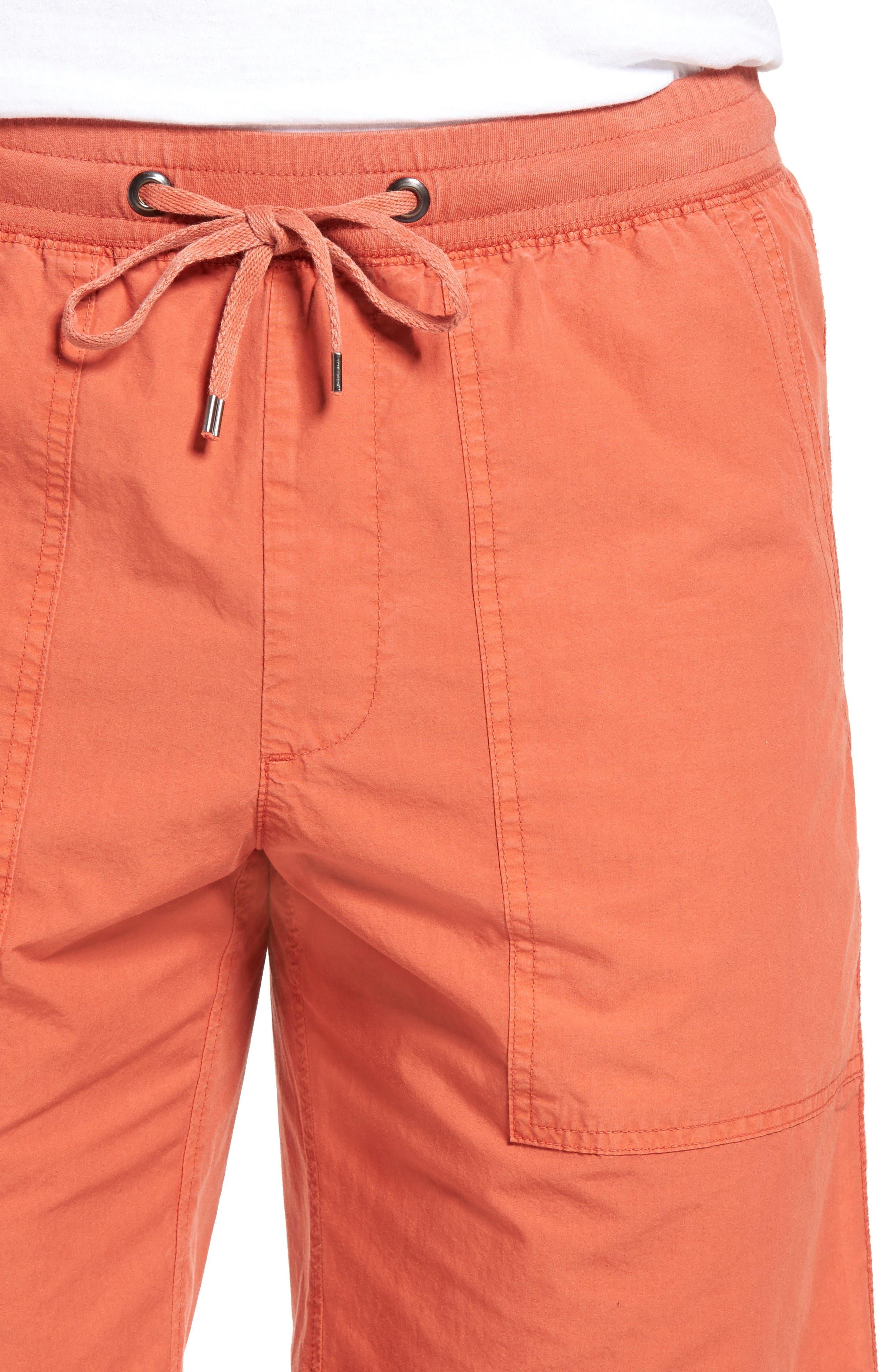 Portside Shorts,                             Alternate thumbnail 4, color,                             Lobster