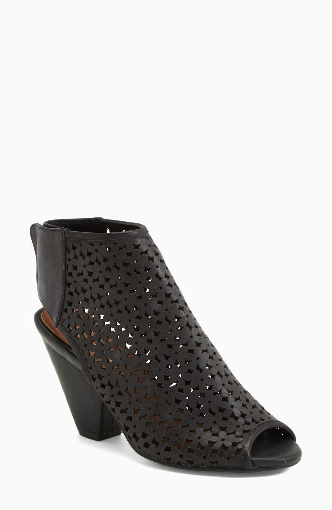Alternate Image 1 Selected - Jeffrey Campbell 'Premier' Leather Ankle Boot (Women)