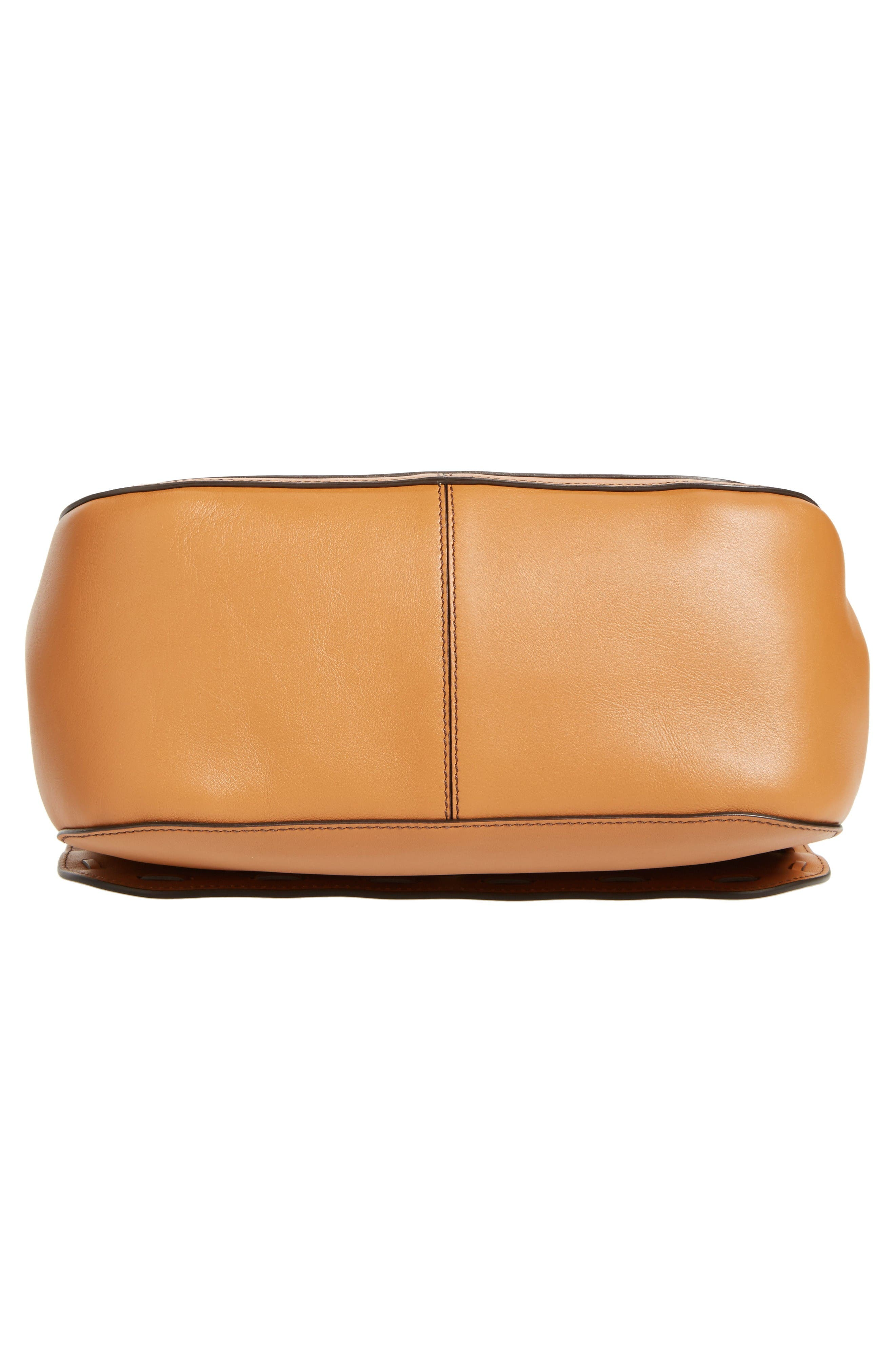 Alternate Image 6  - Max Mara BoBag Leather Satchel