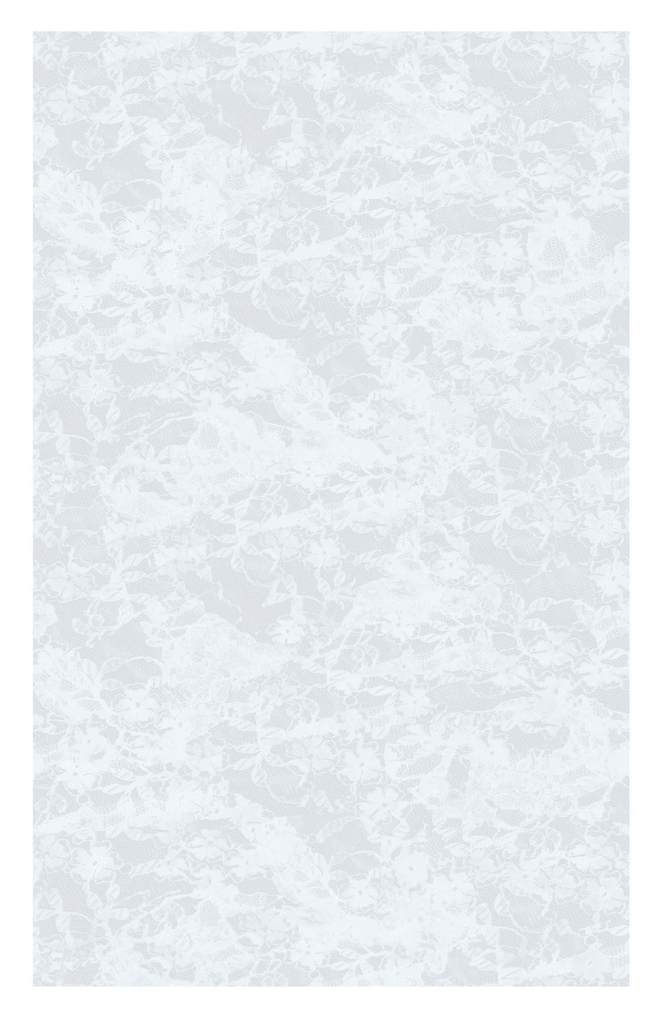 Alternate Image 1 Selected - Wallpops Lace  Peel & Stick Vinyl Window Cling