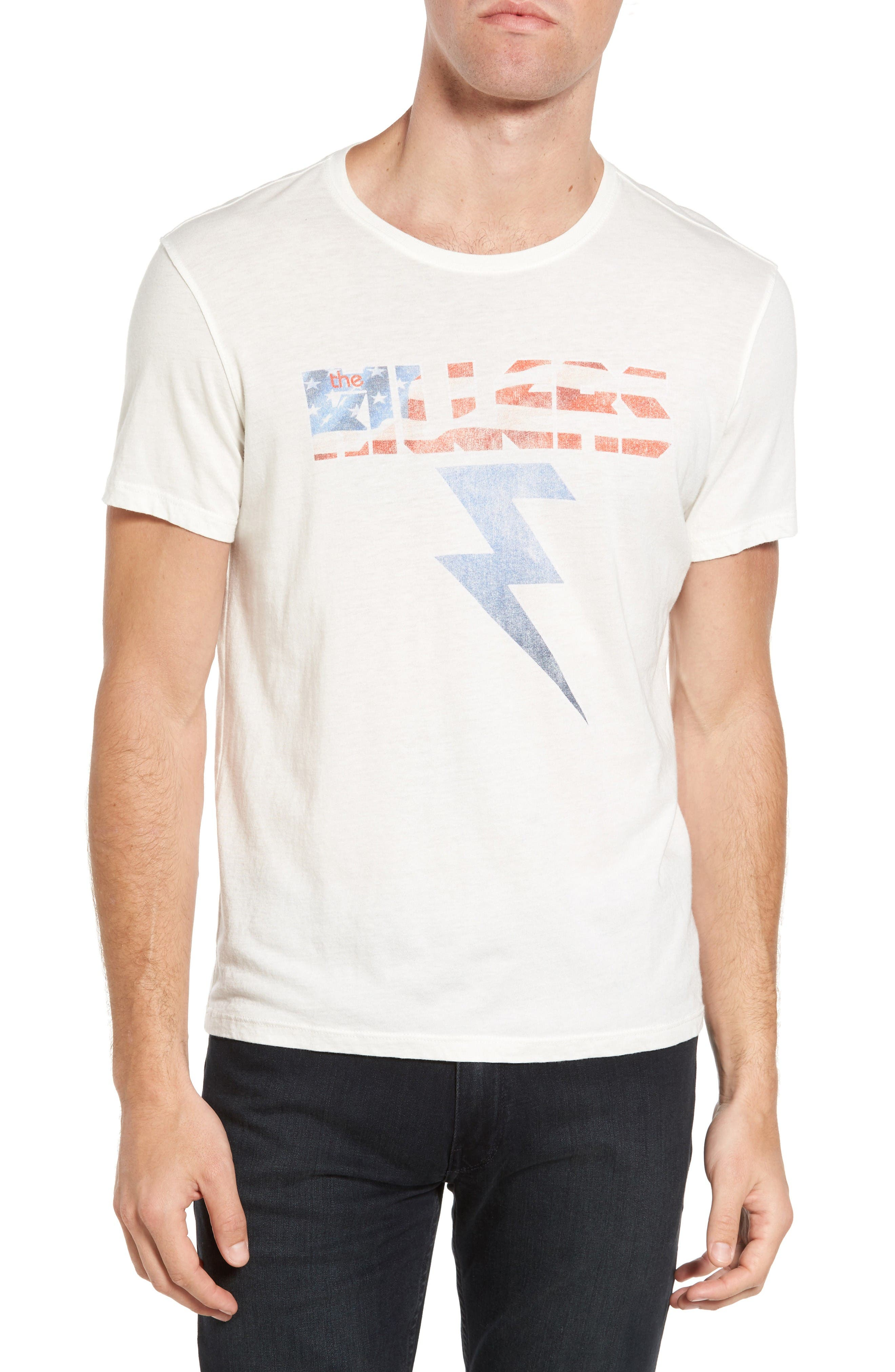 John Varvatos Star USA Killers Bolt Graphic T-Shirt