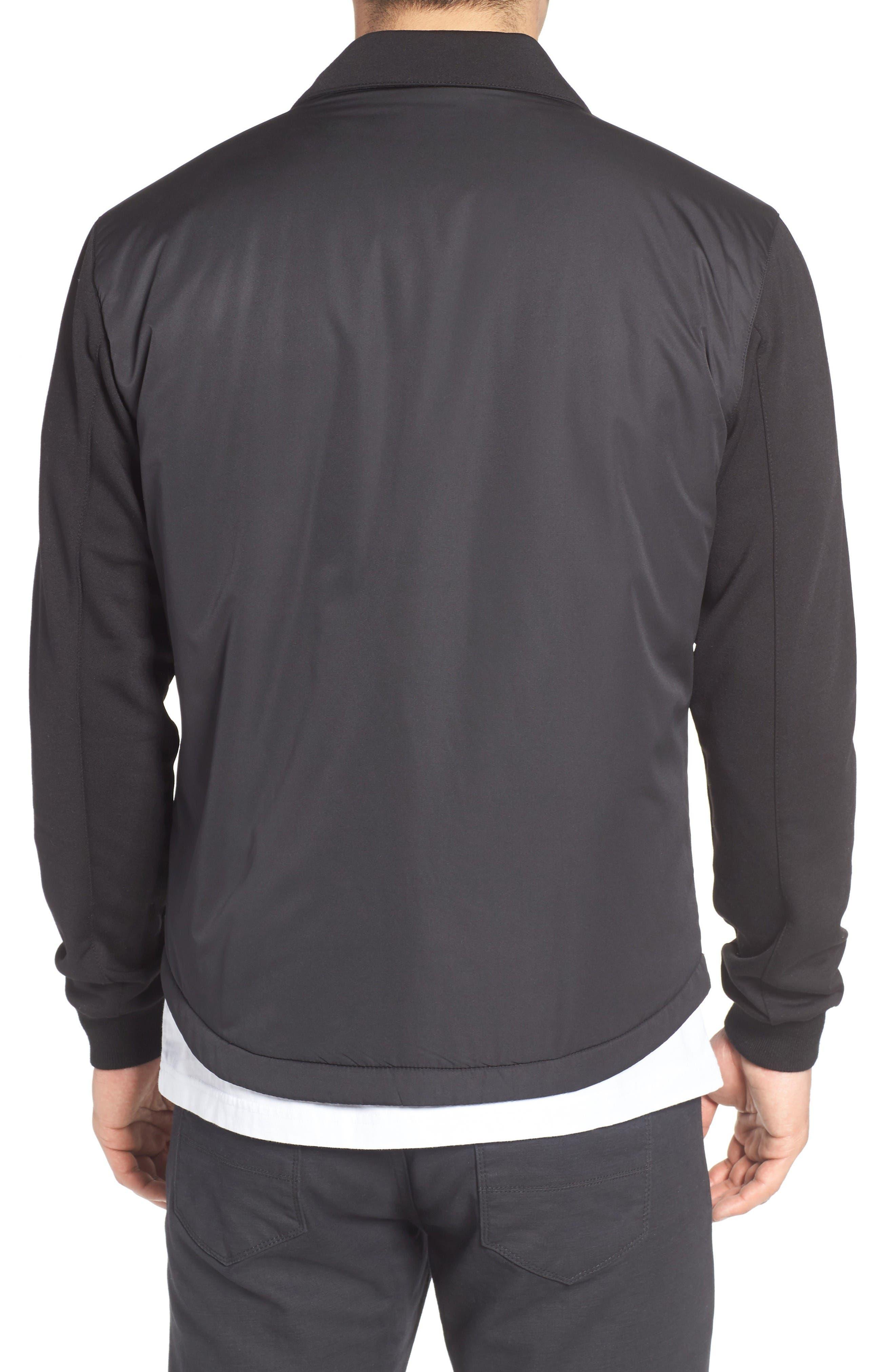 Alternate Image 2  - Bugatchi Snap Jacket