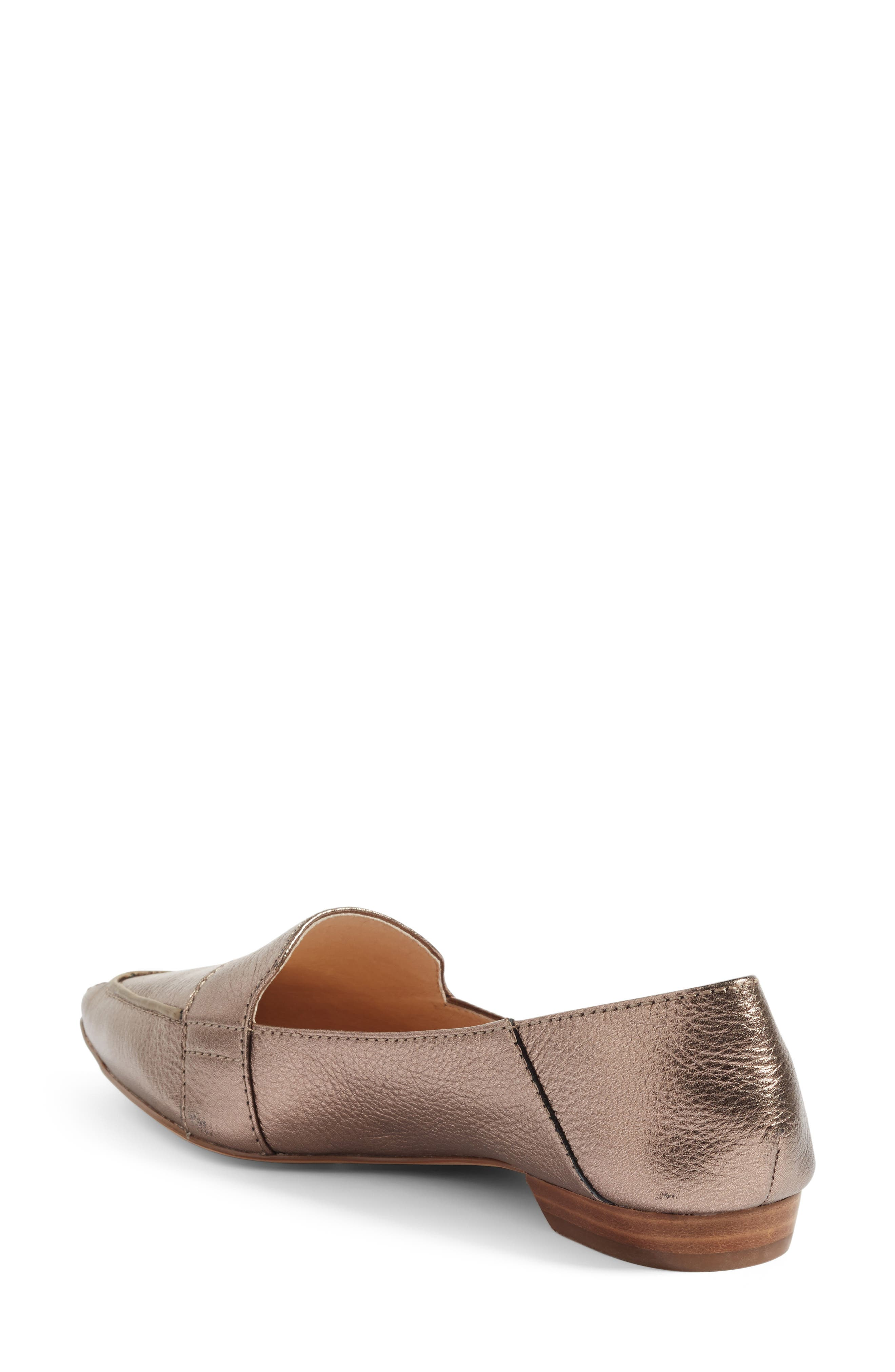Alternate Image 2  - Vince Camuto Maita Pointy Toe Flat (Women) (Nordstrom Exclusive)