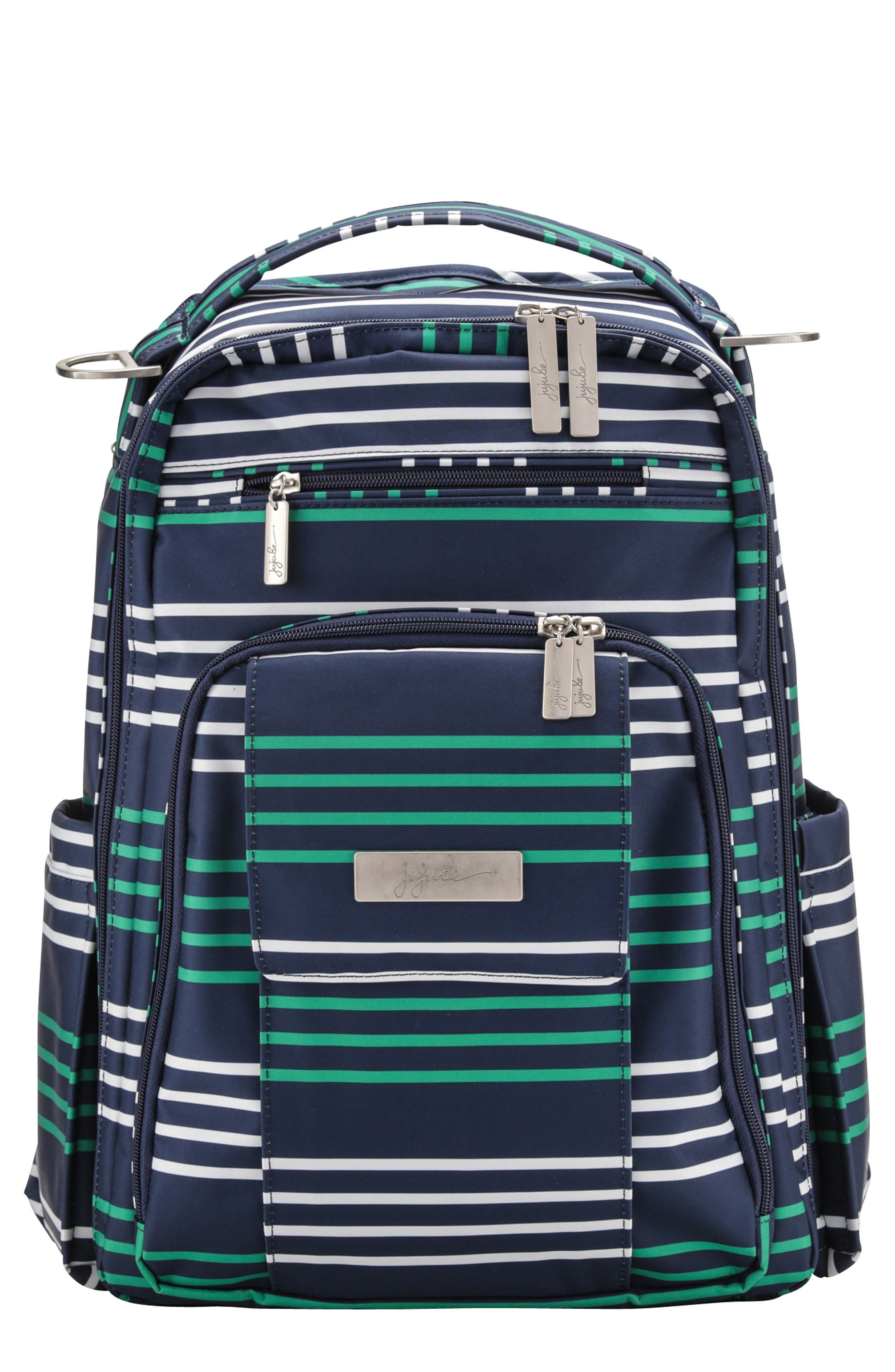 Ju-Ju-Be Be Right Back - Coastal Collection Diaper Backpack