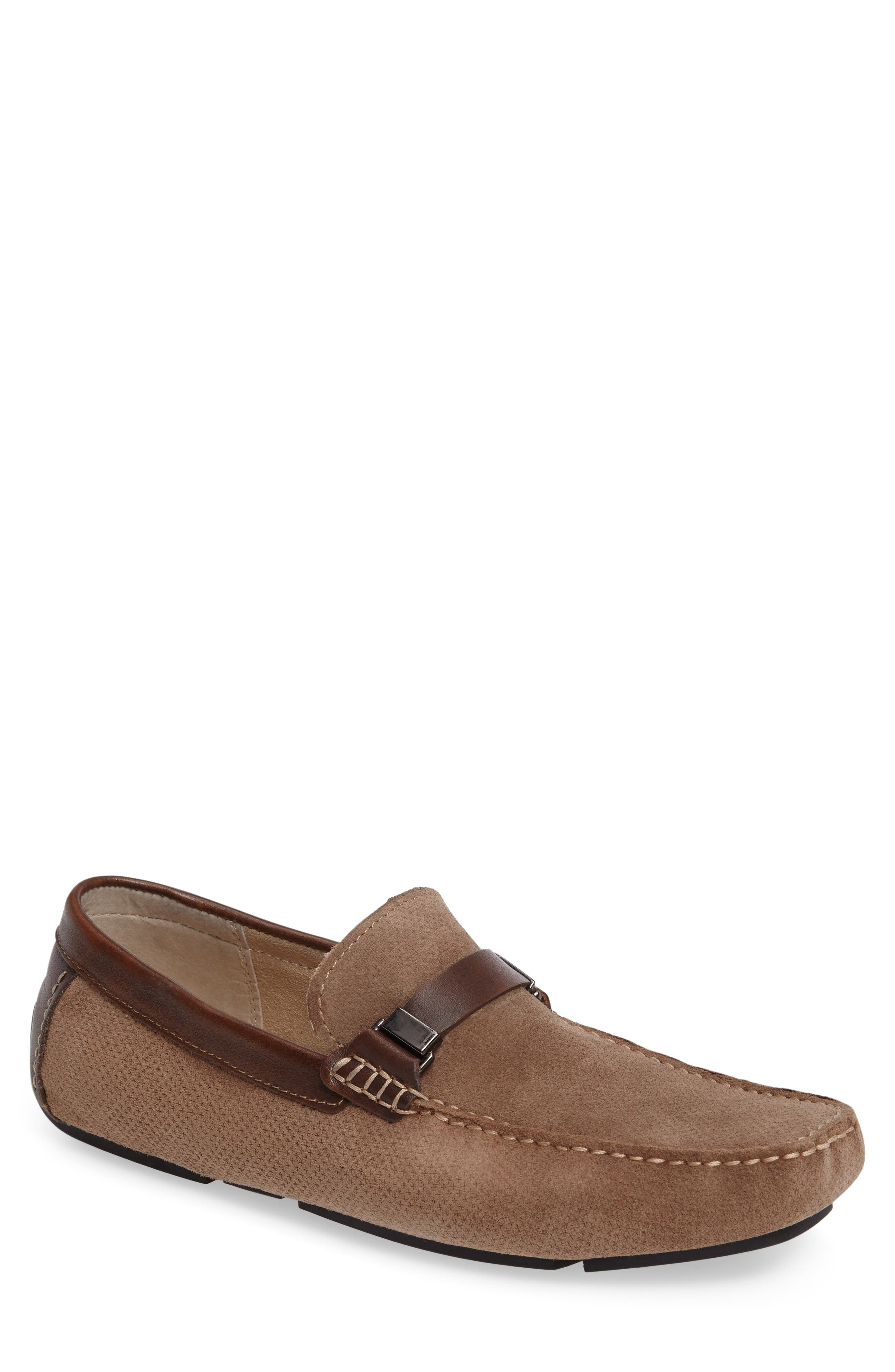 Main Image - Reaction Kenneth Cole Herd the Word Driving Loafer (Men)