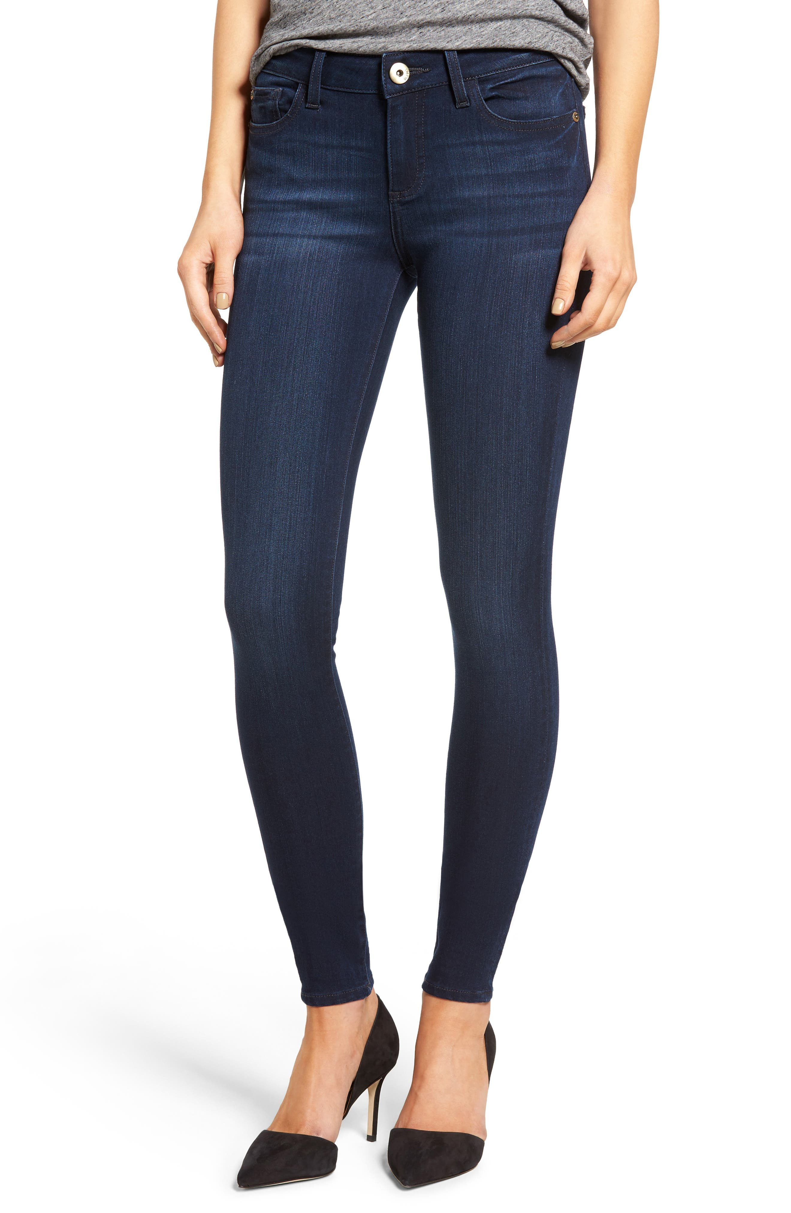 Danny Instasculpt Supermodel Skinny Jeans,                         Main,                         color, Moscow