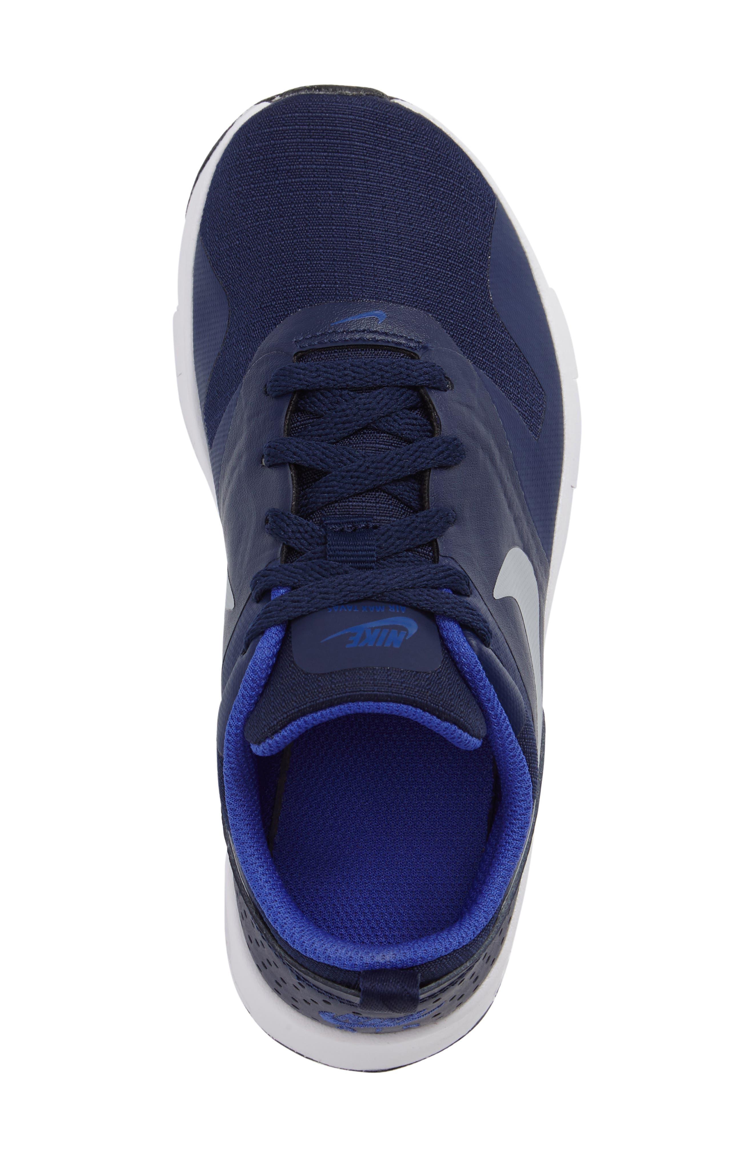 Alternate Image 3  - Nike Air Max Tavas Sneaker (Walker, Toddler & Little Kid)